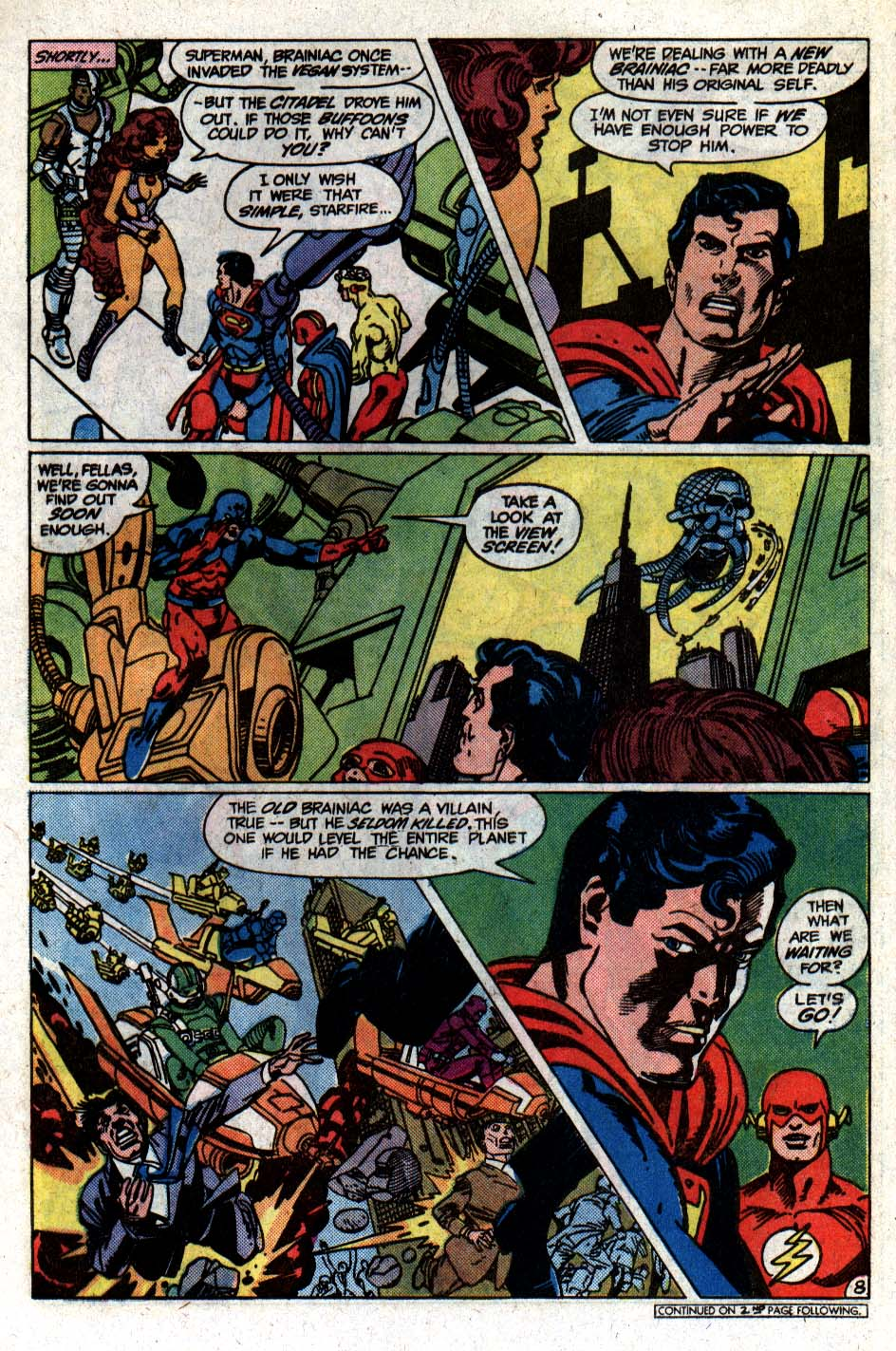 Action Comics (1938) 546 Page 8
