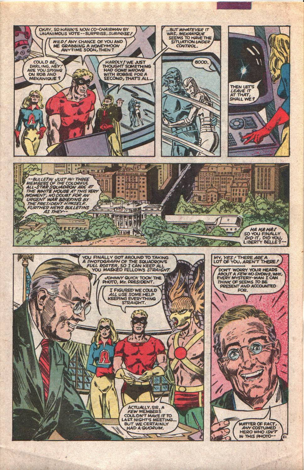 Read online All-Star Squadron comic -  Issue #60 - 31