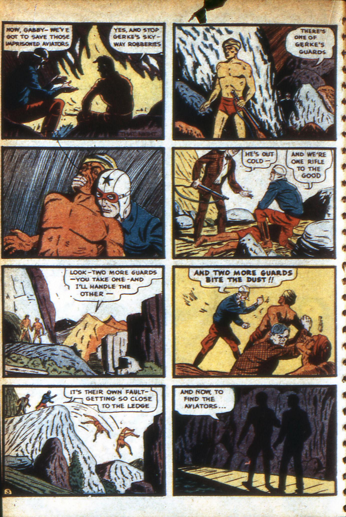 Read online Adventure Comics (1938) comic -  Issue #47 - 39