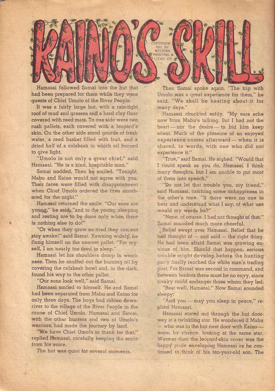 Tarzan (1948) issue 50 - Page 42
