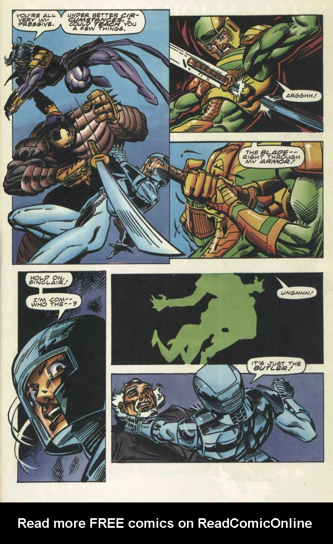 Read online Secret Weapons comic -  Issue #16 - 18