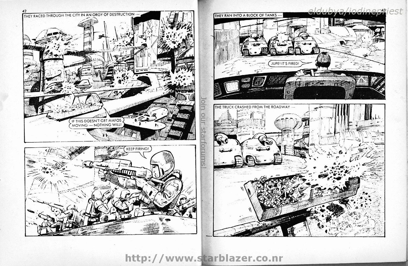 Starblazer issue 119 - Page 23
