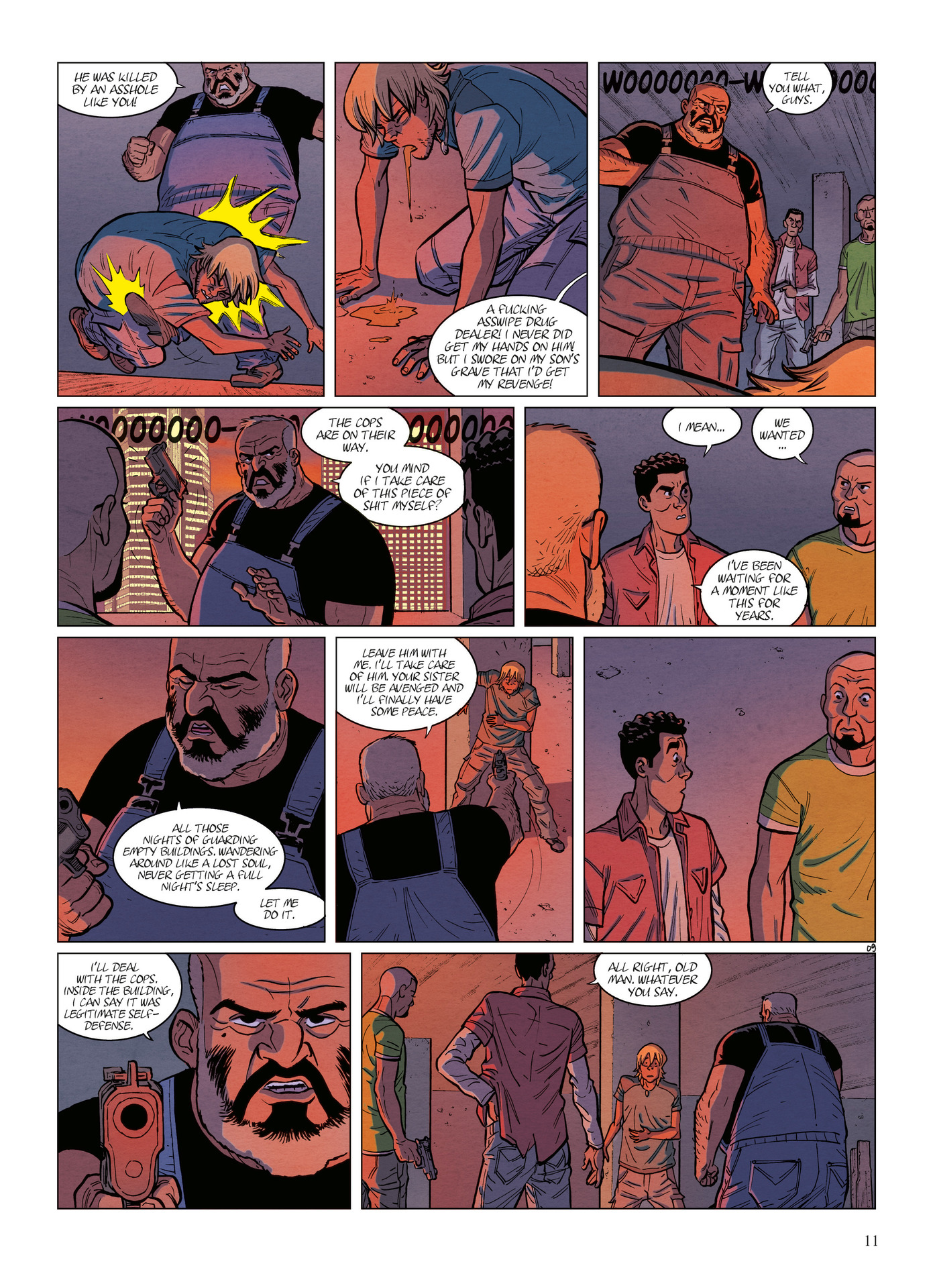 Read online Alter Ego comic -  Issue #6 - 13