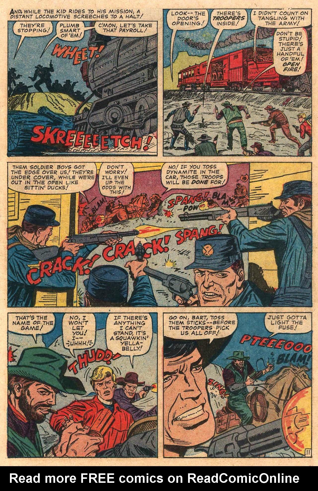 Read online Two-Gun Kid comic -  Issue #82 - 15