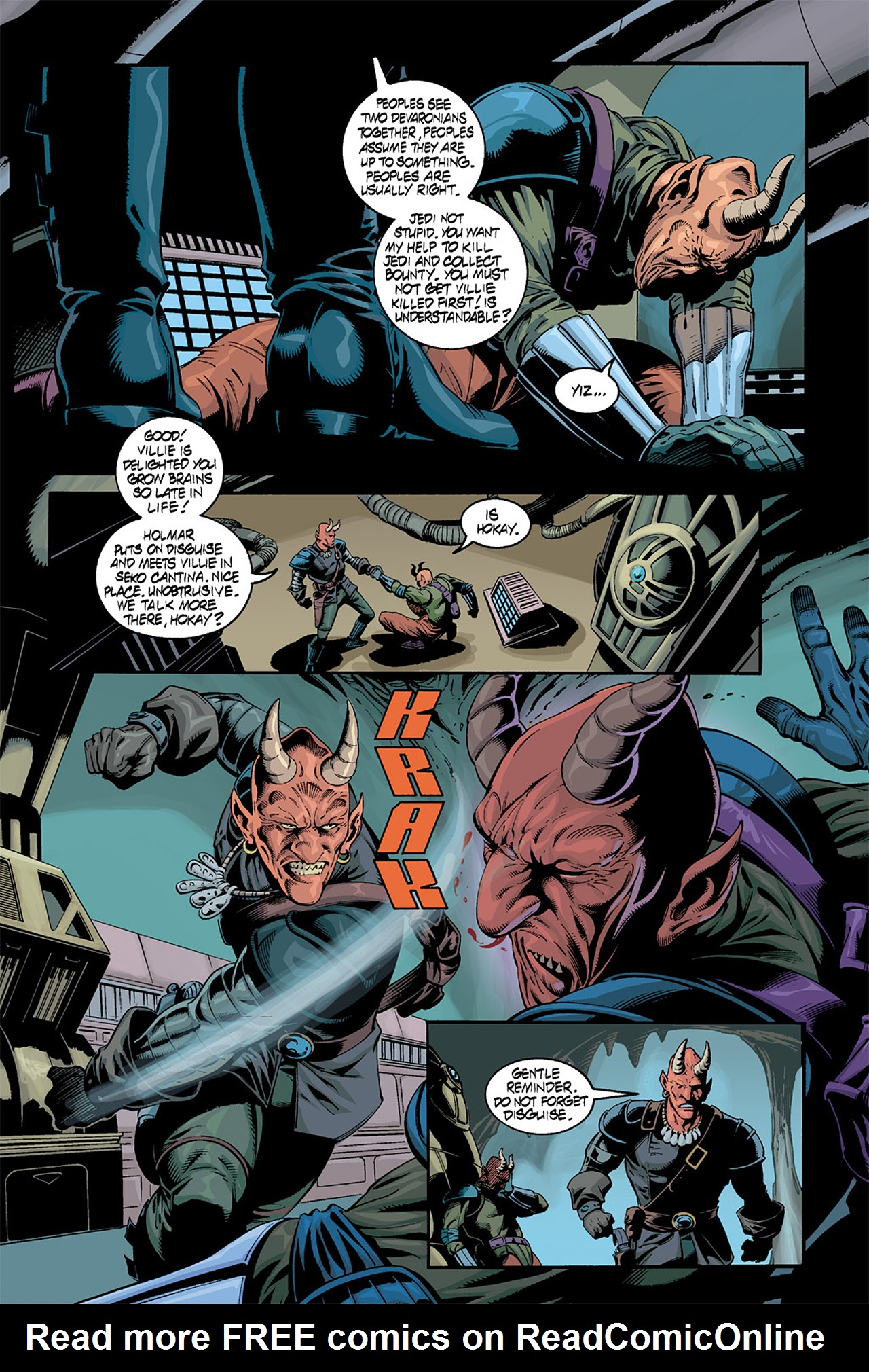 Read online Star Wars Omnibus comic -  Issue # Vol. 15 - 53