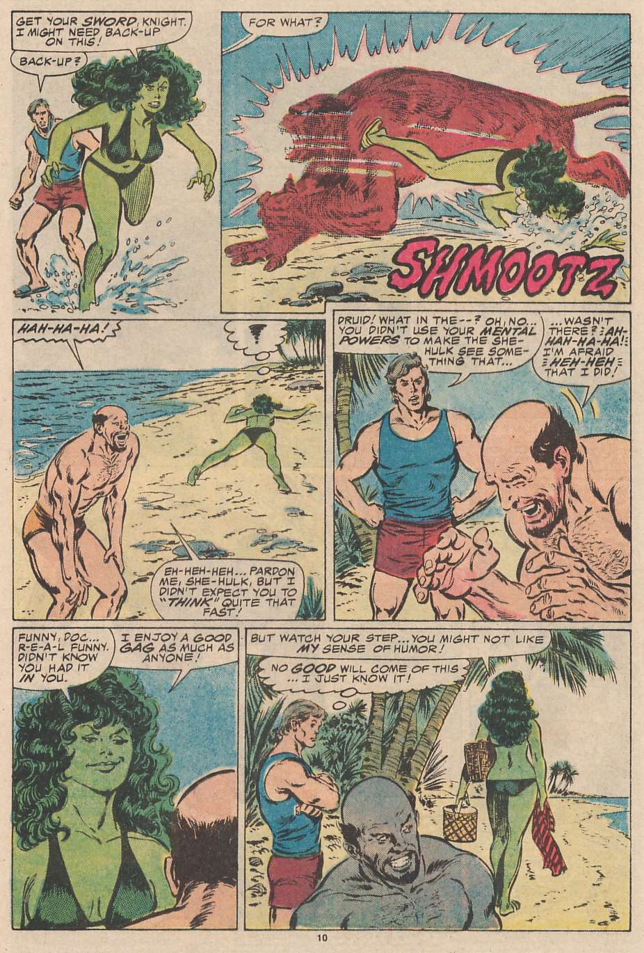 The Avengers (1963) 279 Page 10