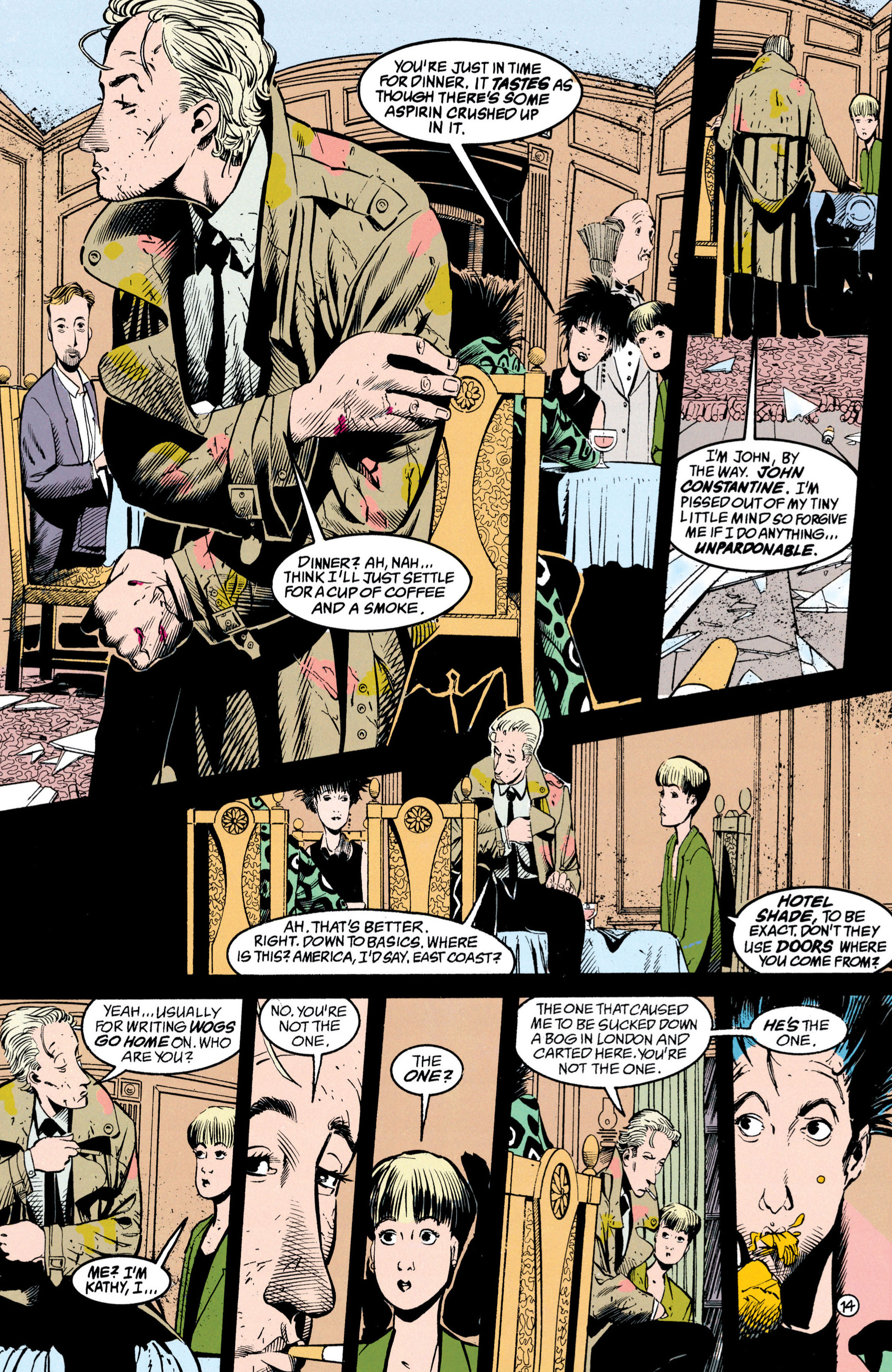 Read online Shade, the Changing Man comic -  Issue #42 - 15