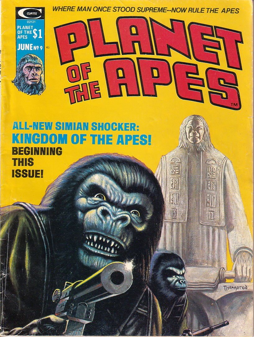 Planet of the Apes (1974) 9 Page 1