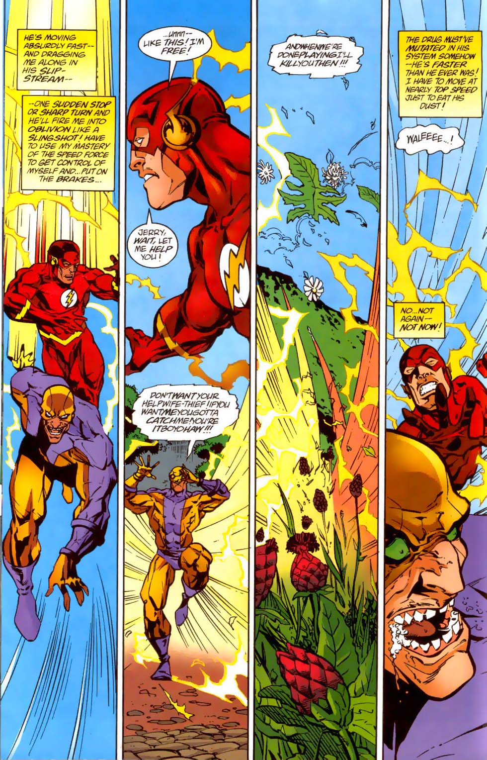 Read online The Flash (1987) comic -  Issue # _Annual 11 - 13