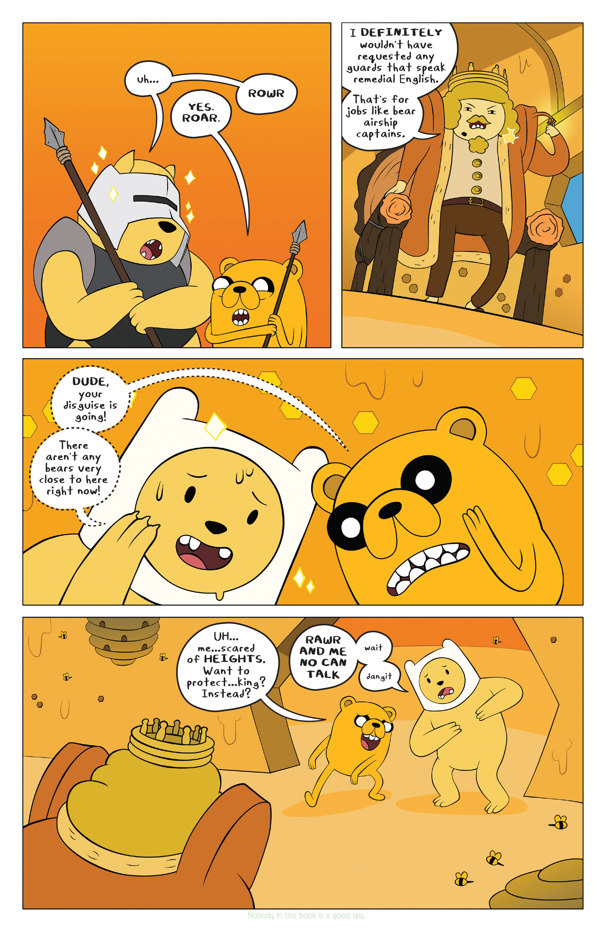 Read online Adventure Time comic -  Issue #42 - 14