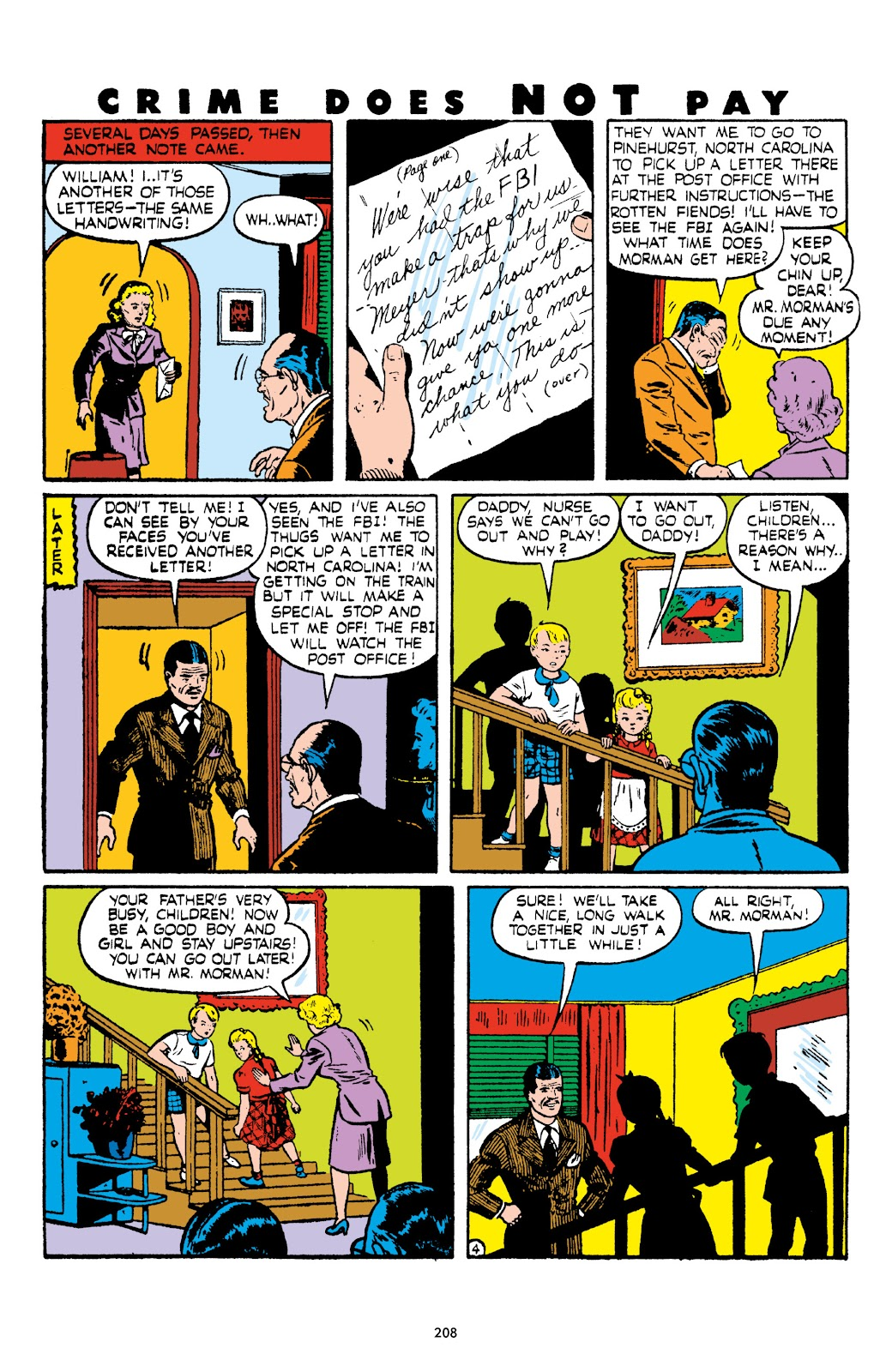 Read online Crime Does Not Pay Archives comic -  Issue # TPB 5 (Part 3) - 8