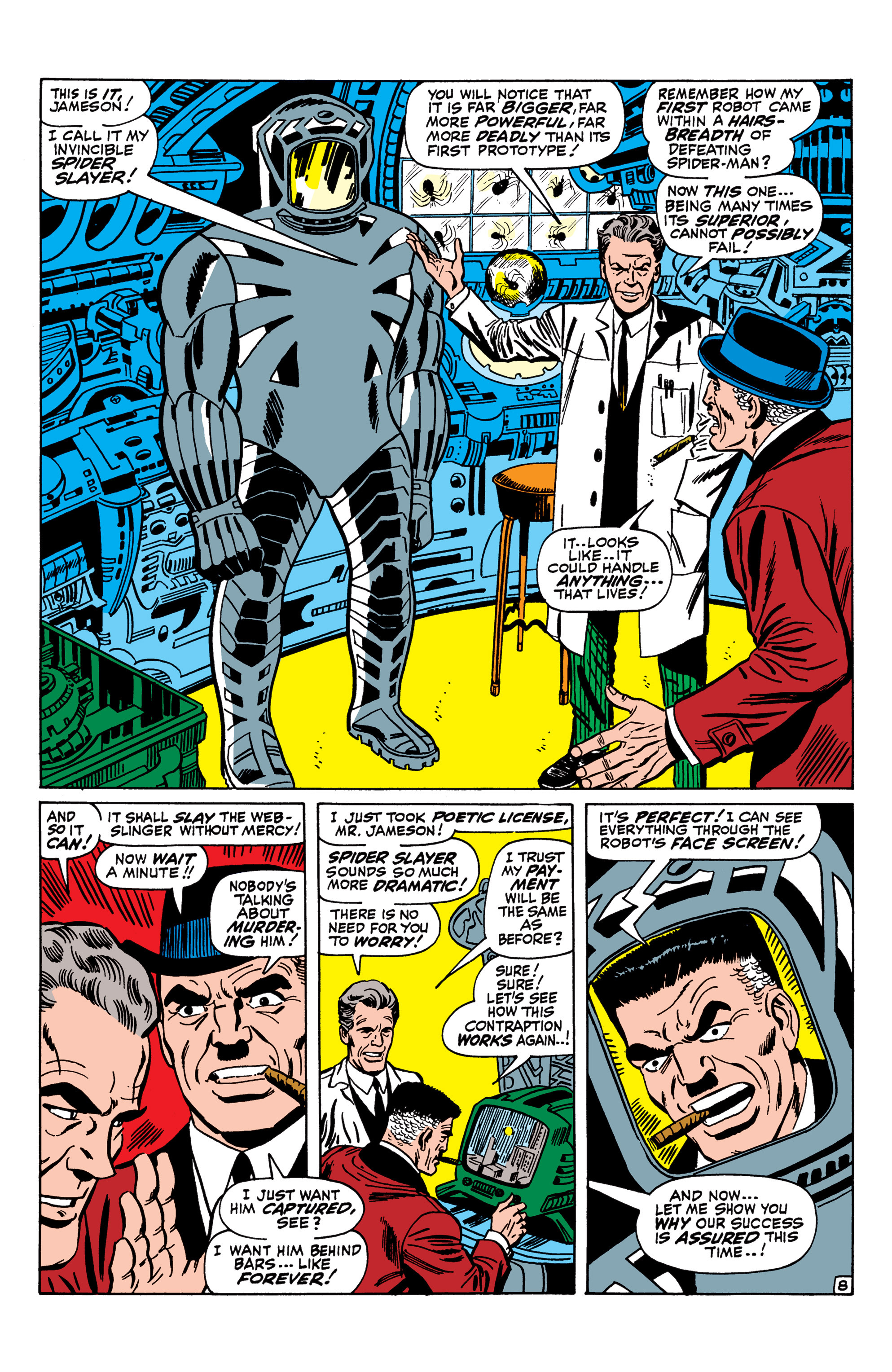 The Amazing Spider-Man (1963) 58 Page 8