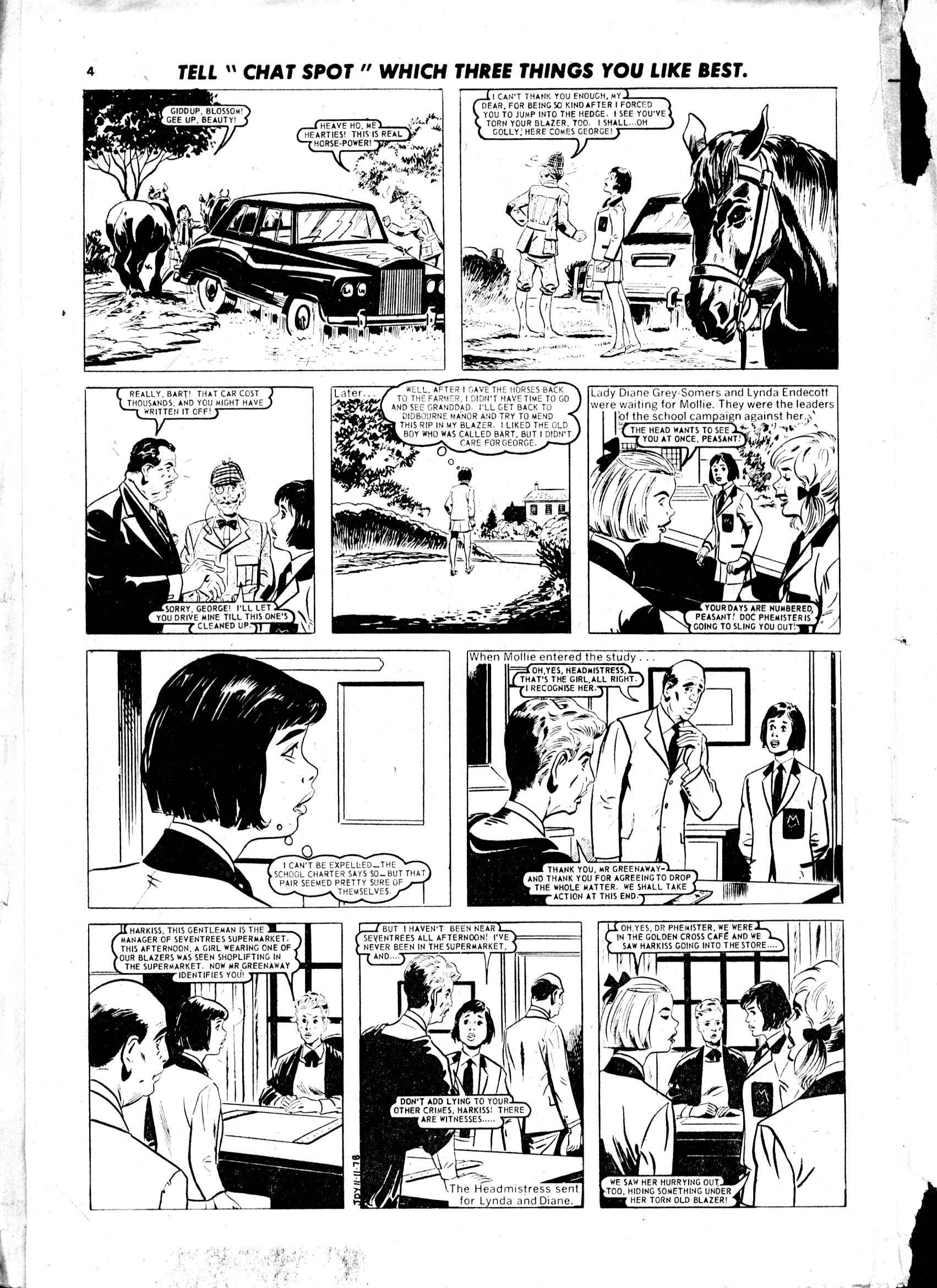 Read online Judy comic -  Issue #983 - 4