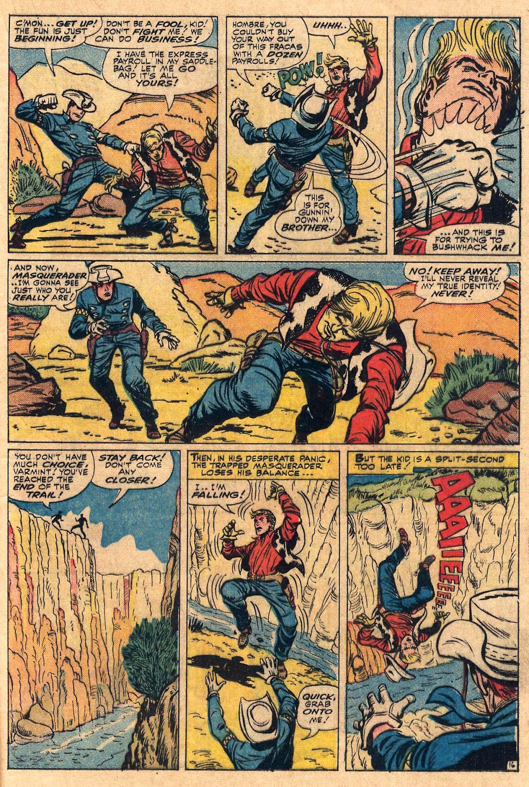 The Rawhide Kid (1955) issue 50 - Page 21