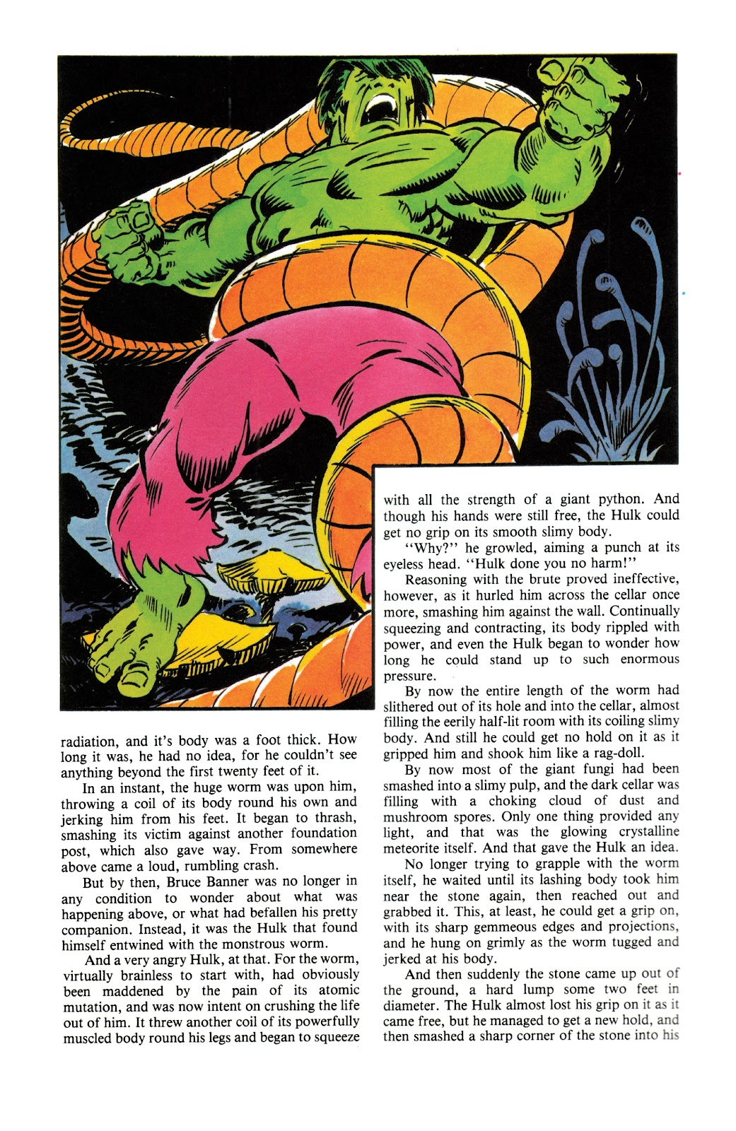 Read online Hulk: From The Marvel UK Vaults comic -  Issue # TPB (Part 2) - 86