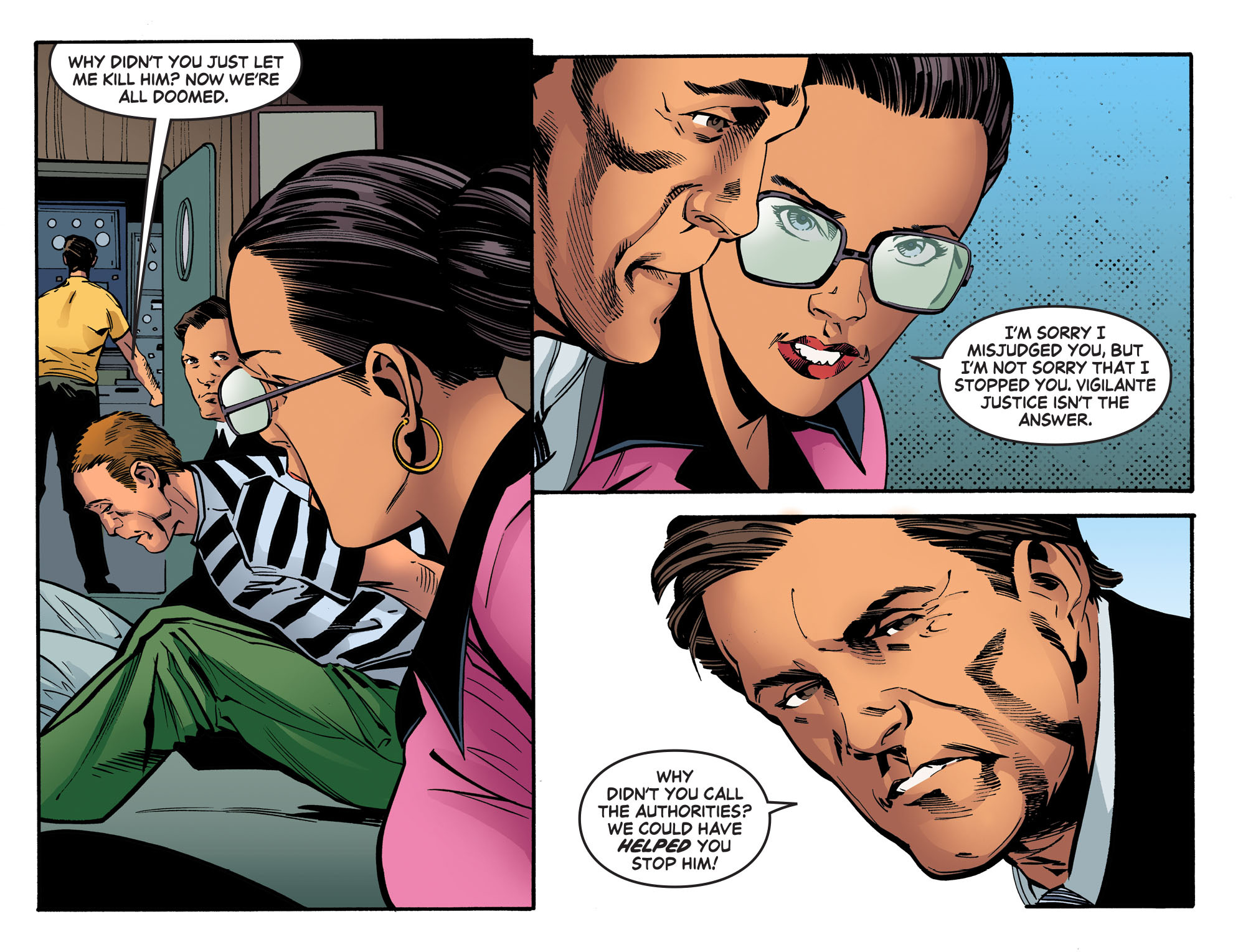 Read online Wonder Woman '77 [I] comic -  Issue #20 - 5
