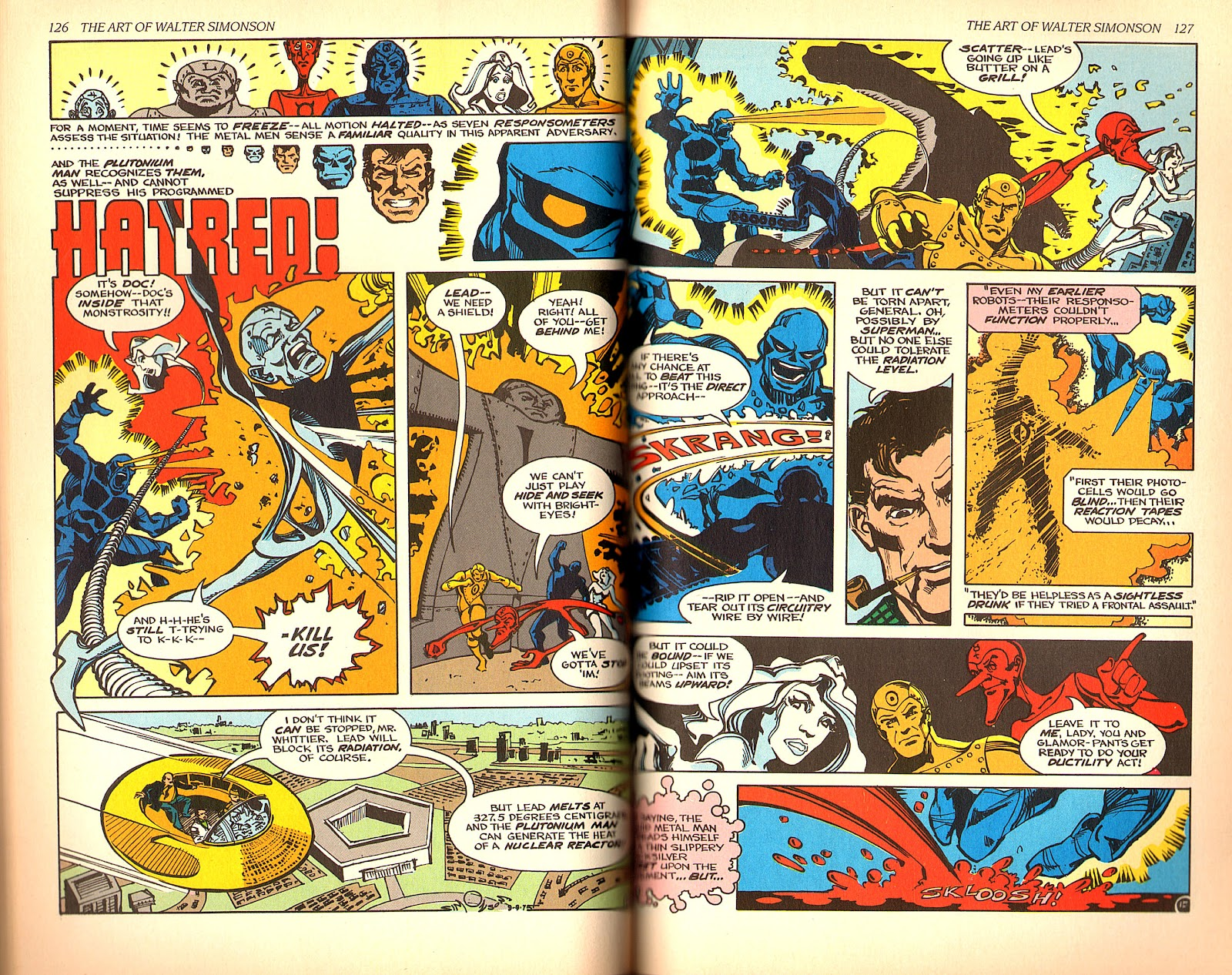 Read online The Art of Walter Simonson comic -  Issue # TPB - 65
