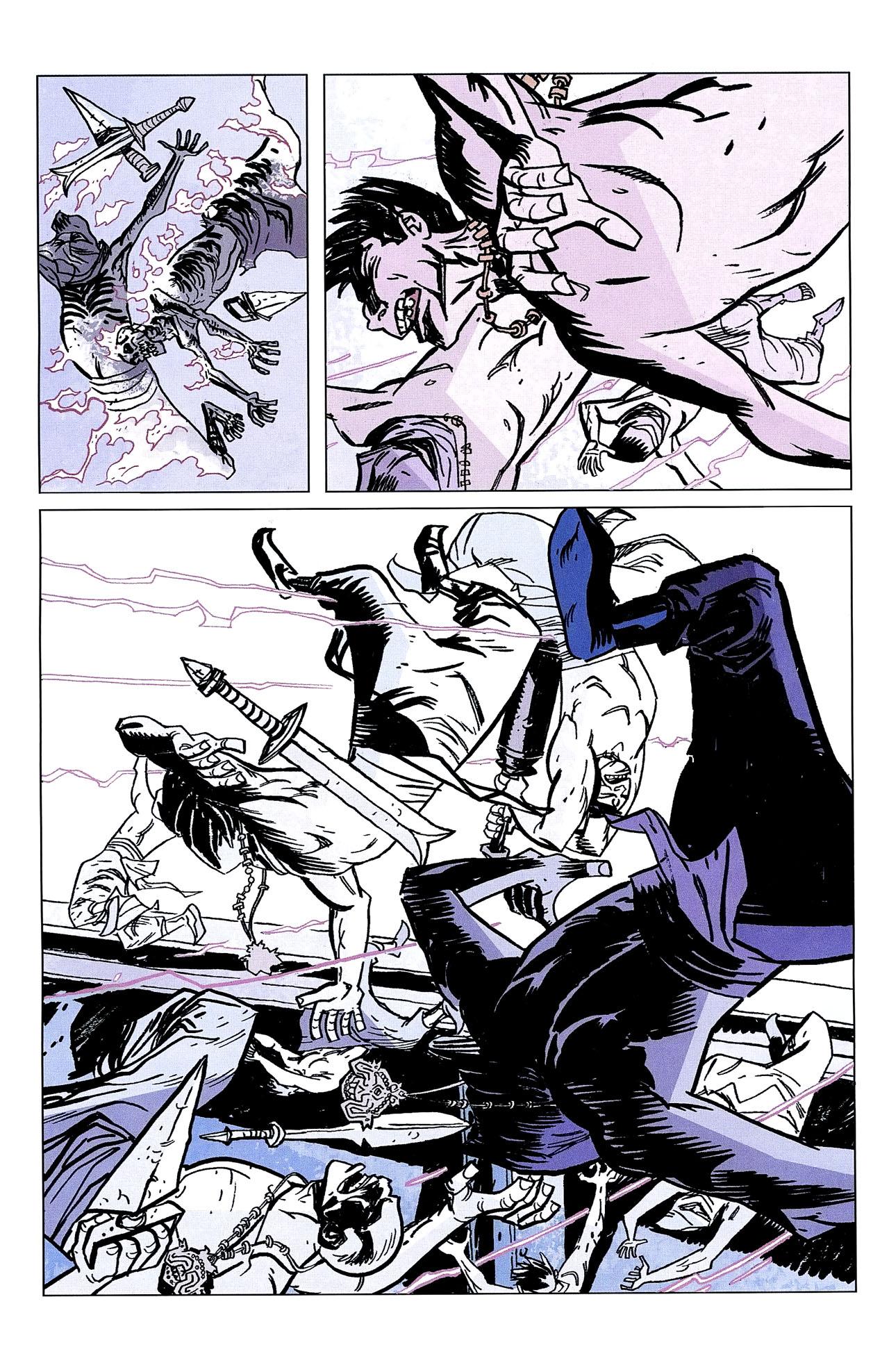 Read online Lobster Johnson: The Iron Prometheus comic -  Issue #2 - 7