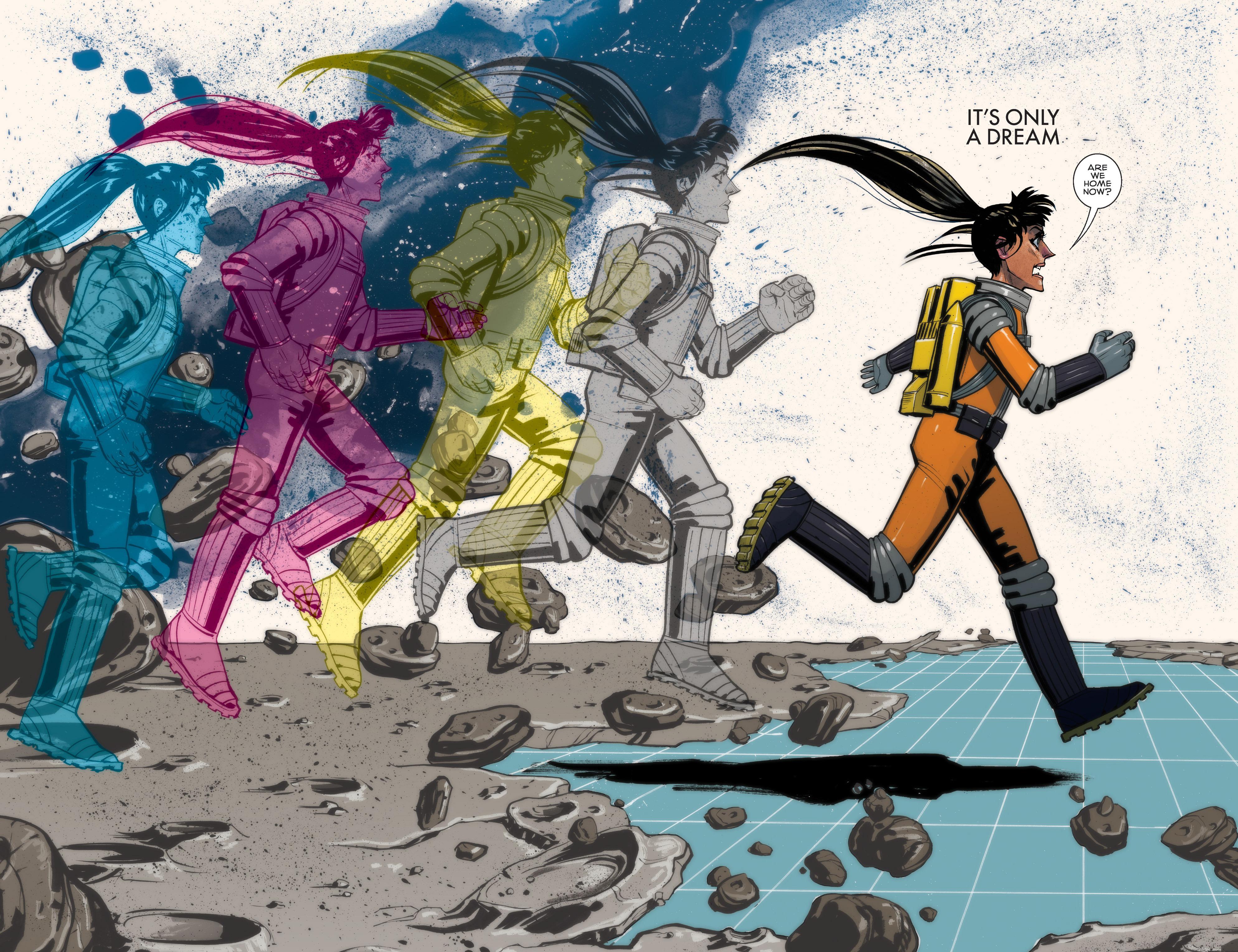 Read online Shutter comic -  Issue #10 - 2