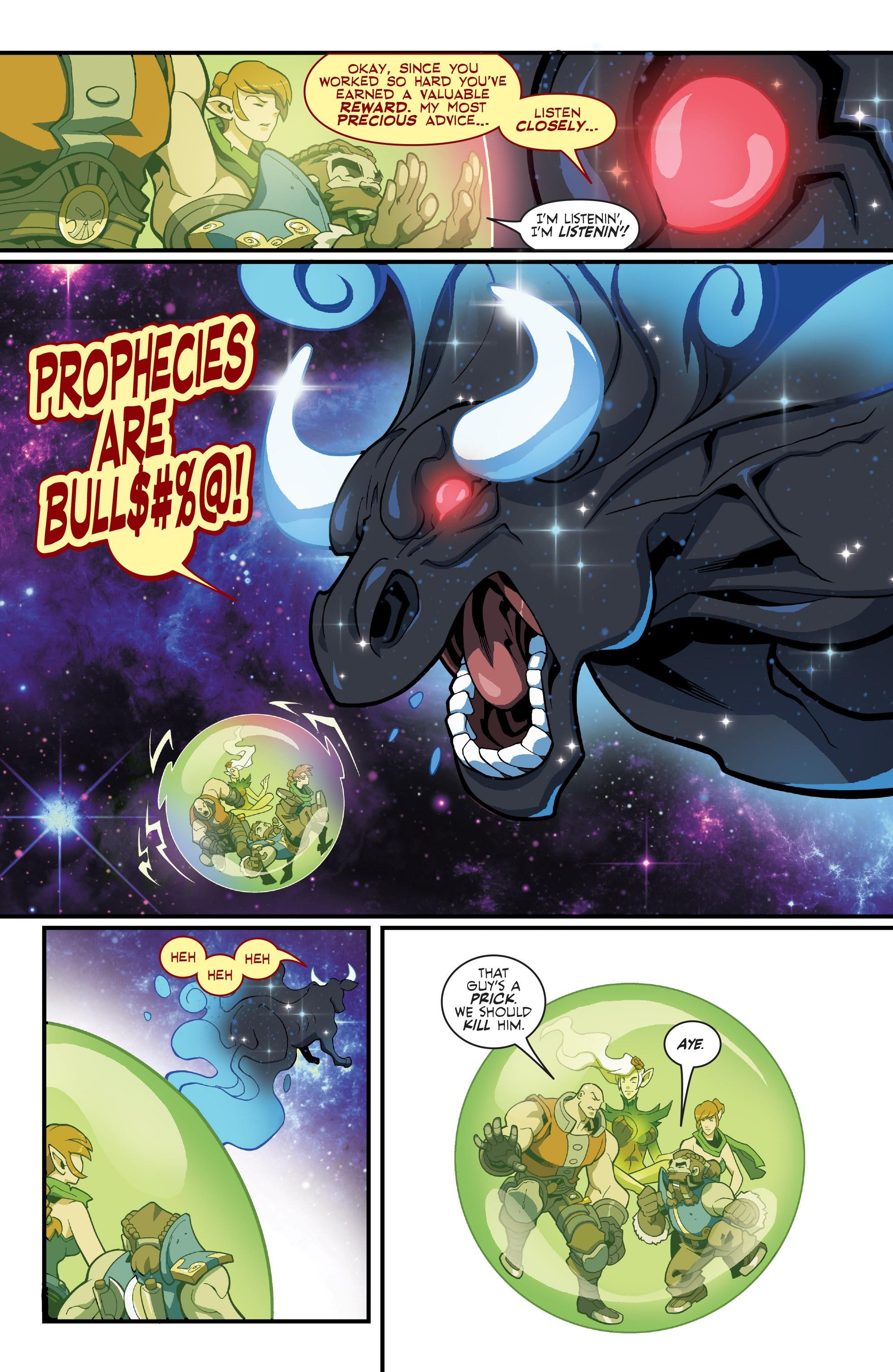 Read online Skullkickers comic -  Issue #100 - 9
