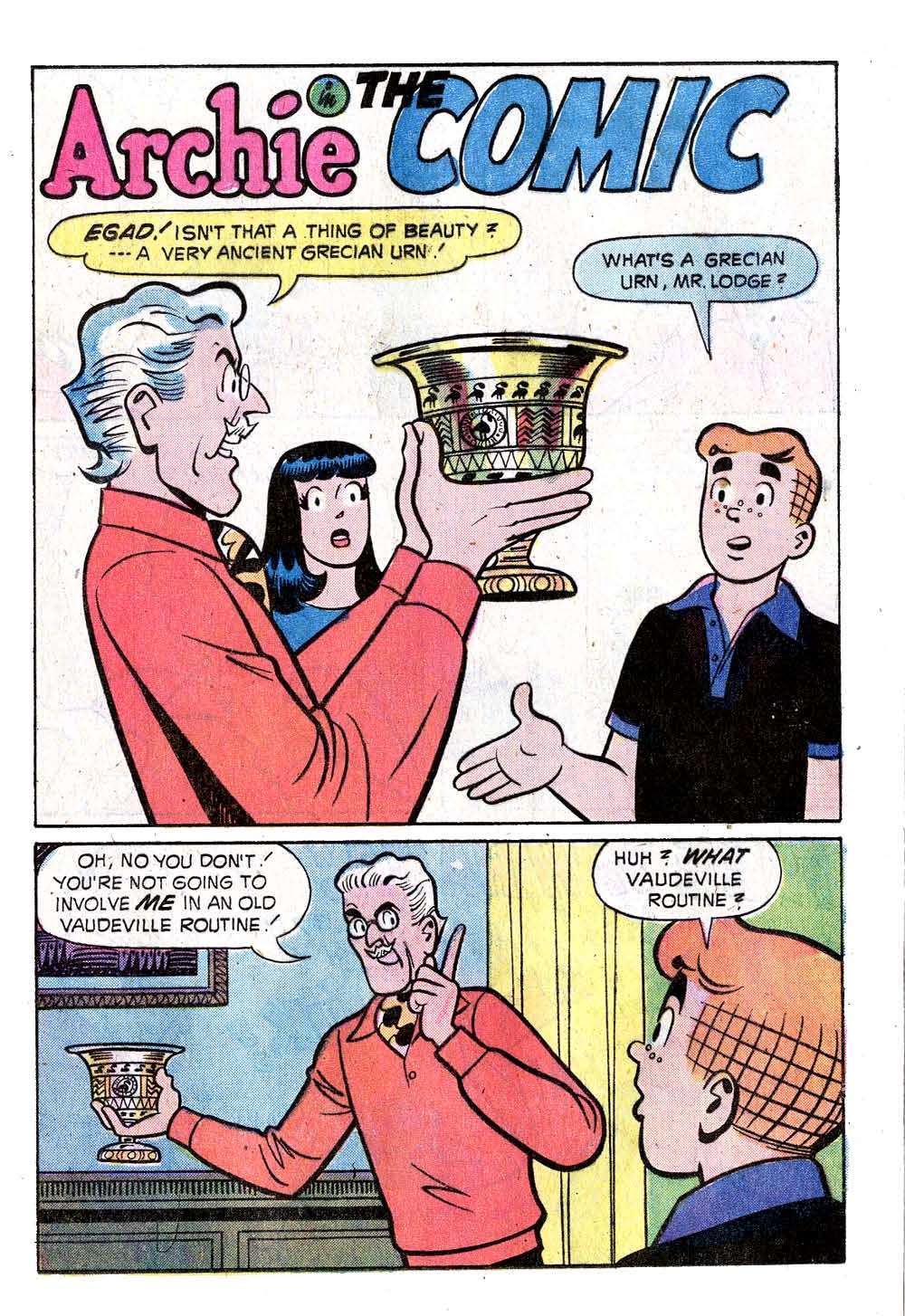 Read online Archie (1960) comic -  Issue #237 - 13