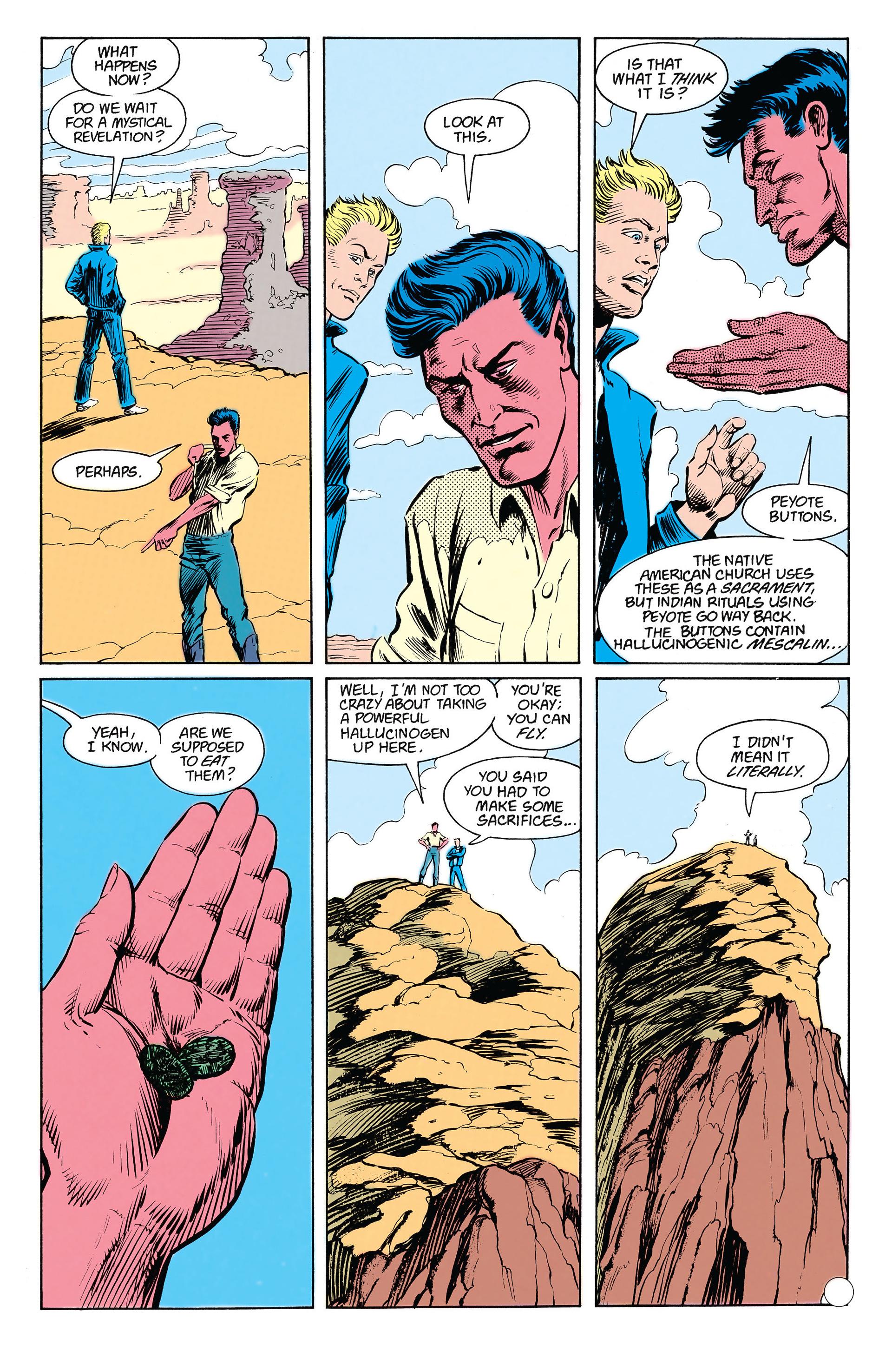 Read online Animal Man (1988) comic -  Issue #18 - 11