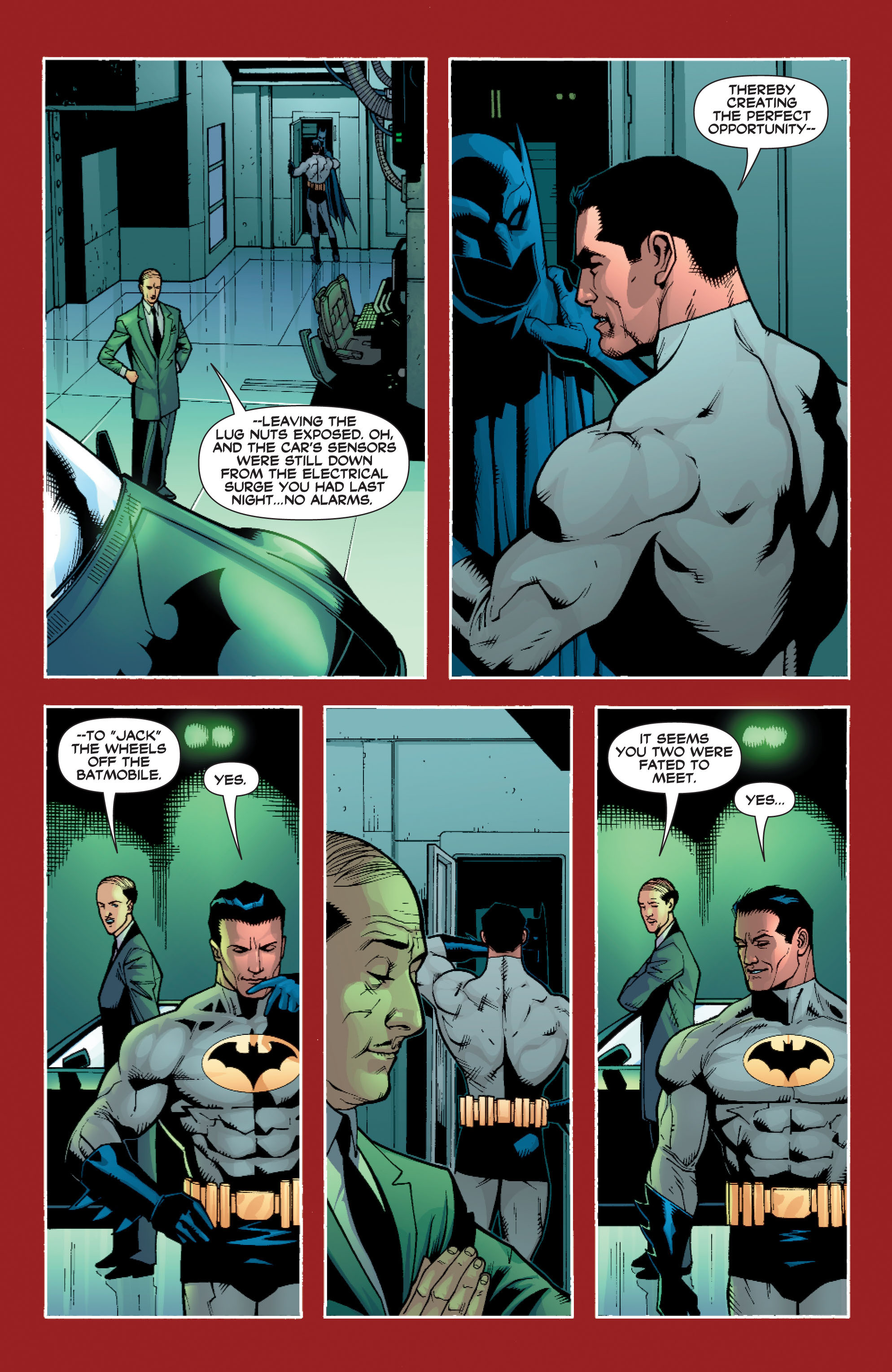 Read online Batman: Under The Red Hood comic -  Issue # Full - 182