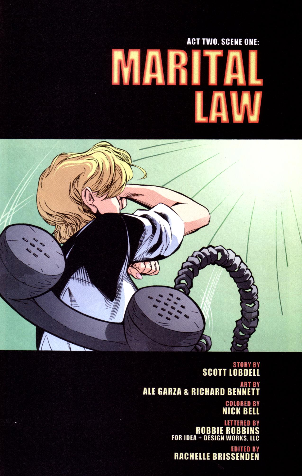 Read online Ball and Chain comic -  Issue #2 - 2