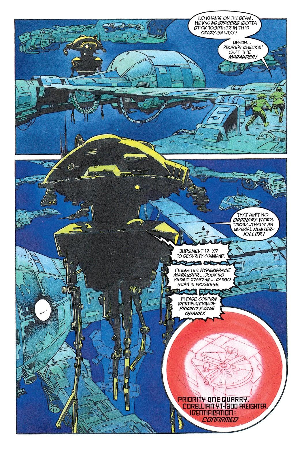Read online Star Wars: Dark Empire Trilogy comic -  Issue # TPB (Part 2) - 9