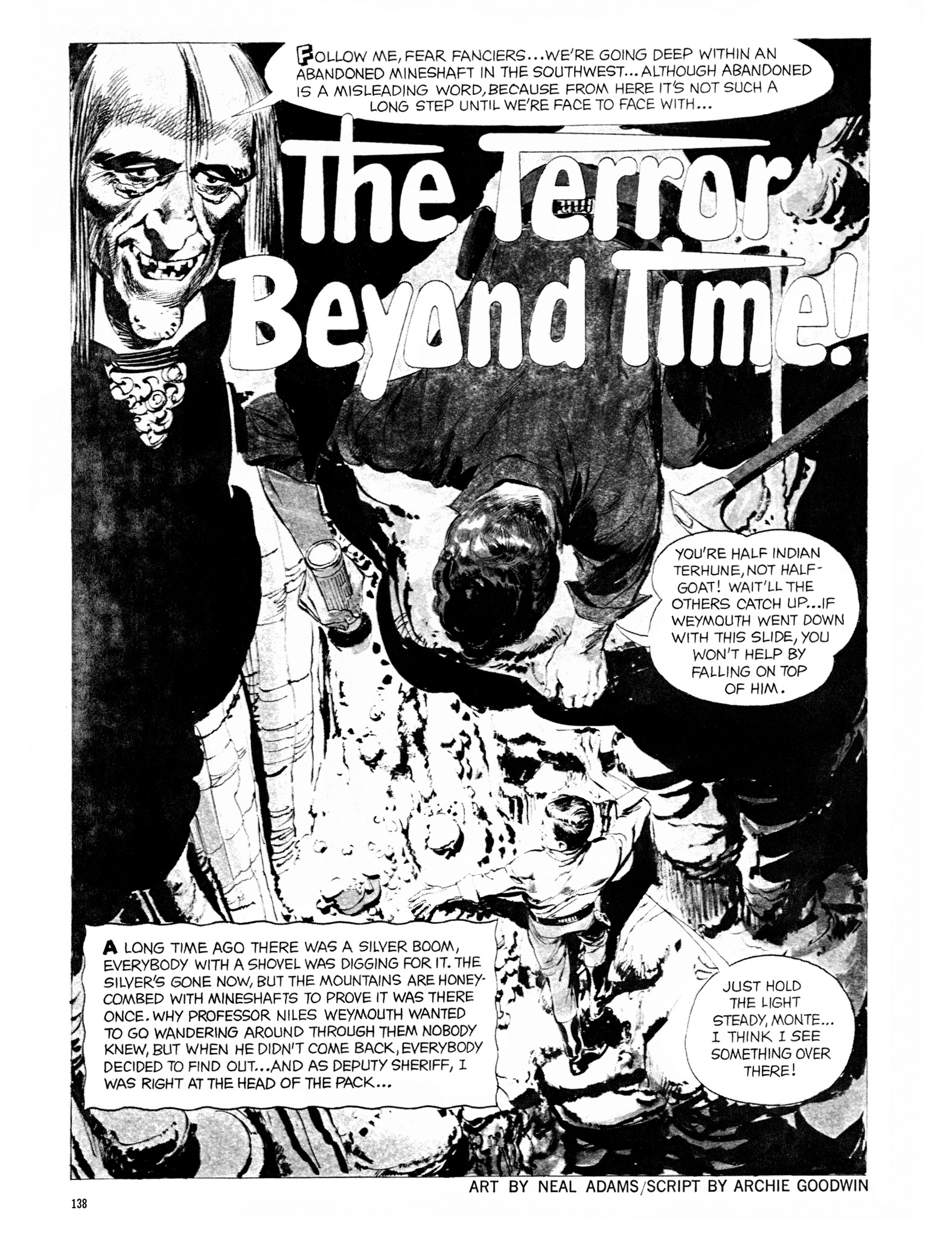 Read online Eerie Archives comic -  Issue # TPB 20 - 138