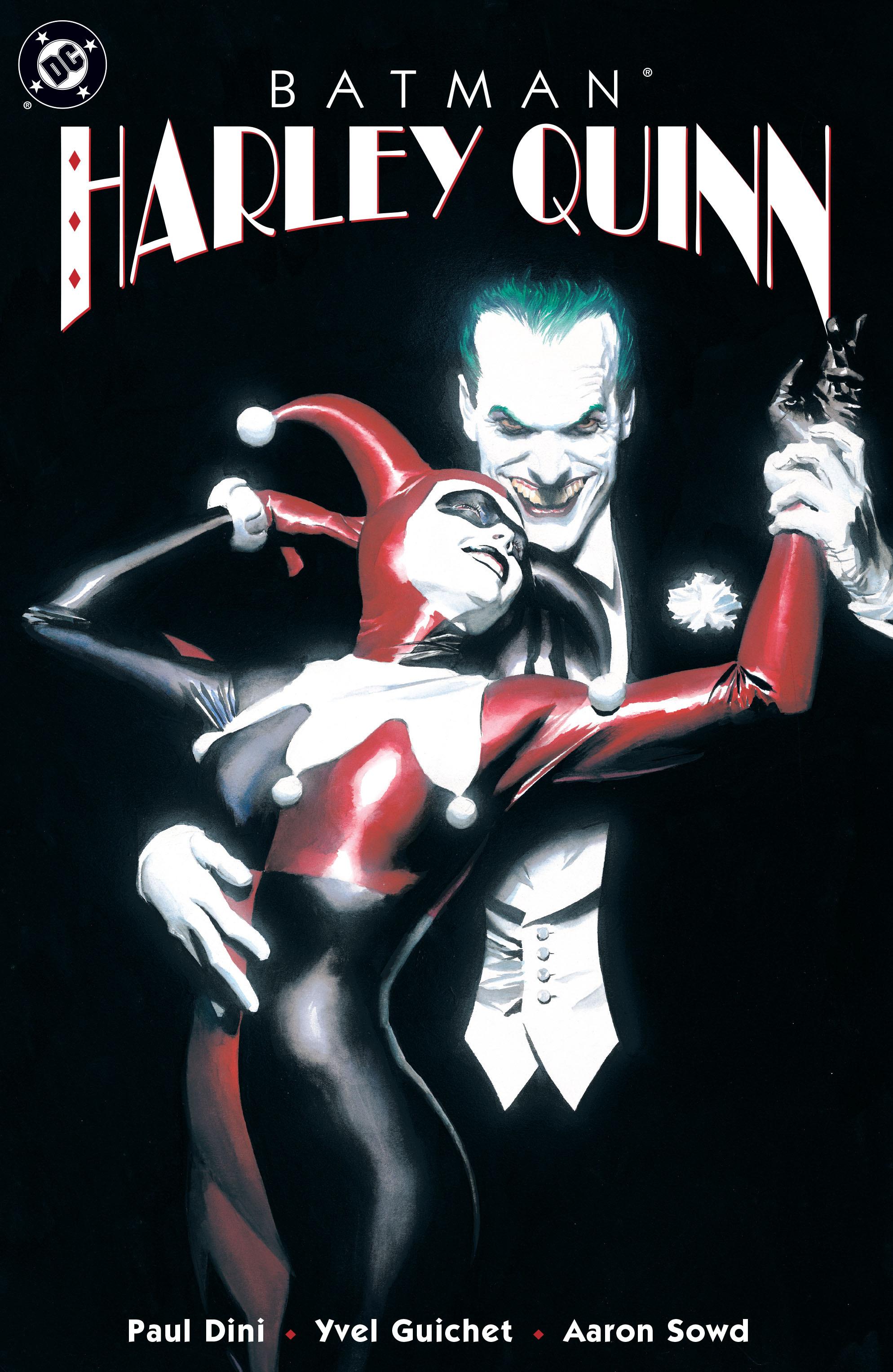 Batman: Harley Quinn Full Page 1
