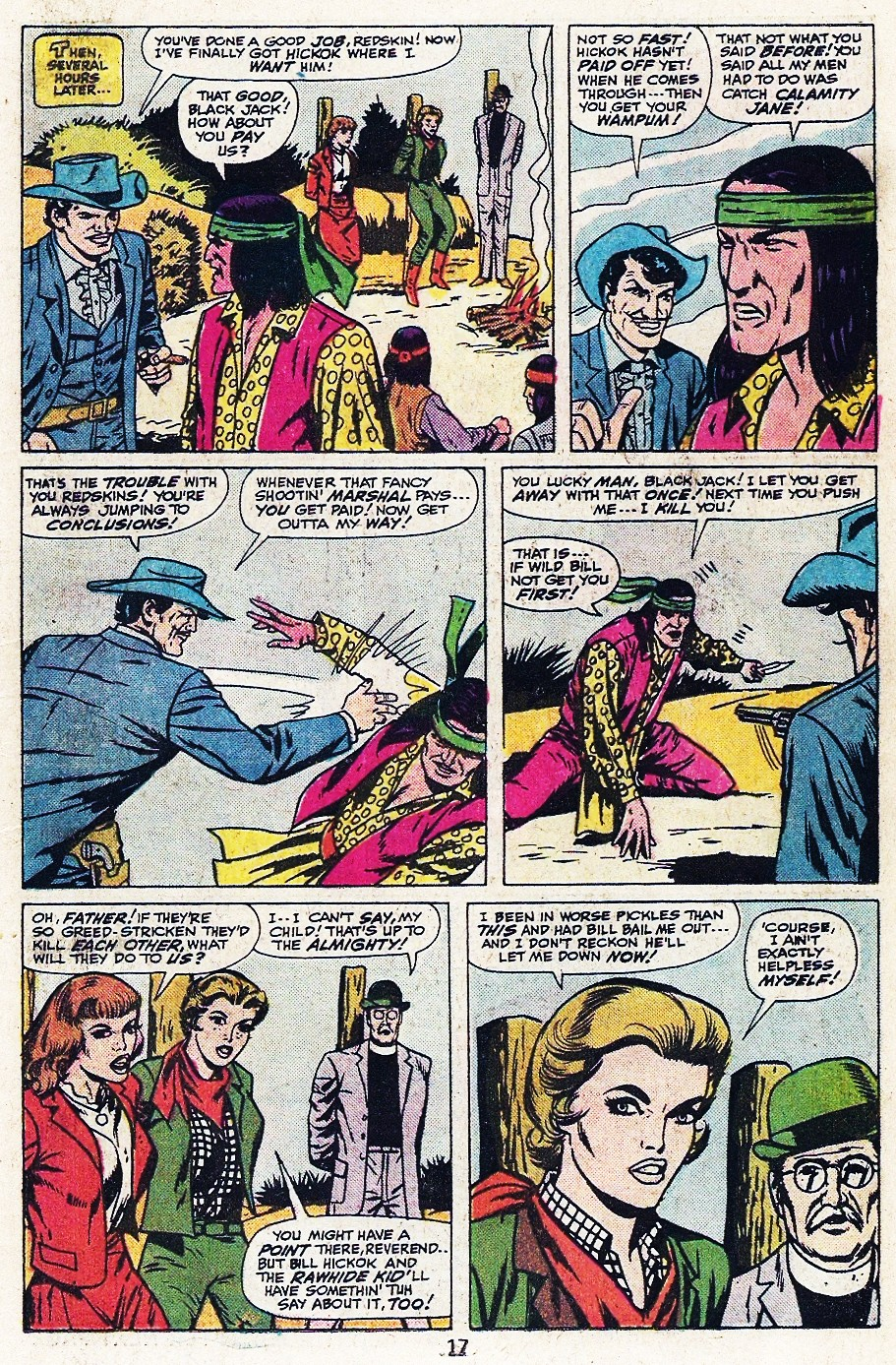 The Rawhide Kid (1955) issue 132 - Page 19