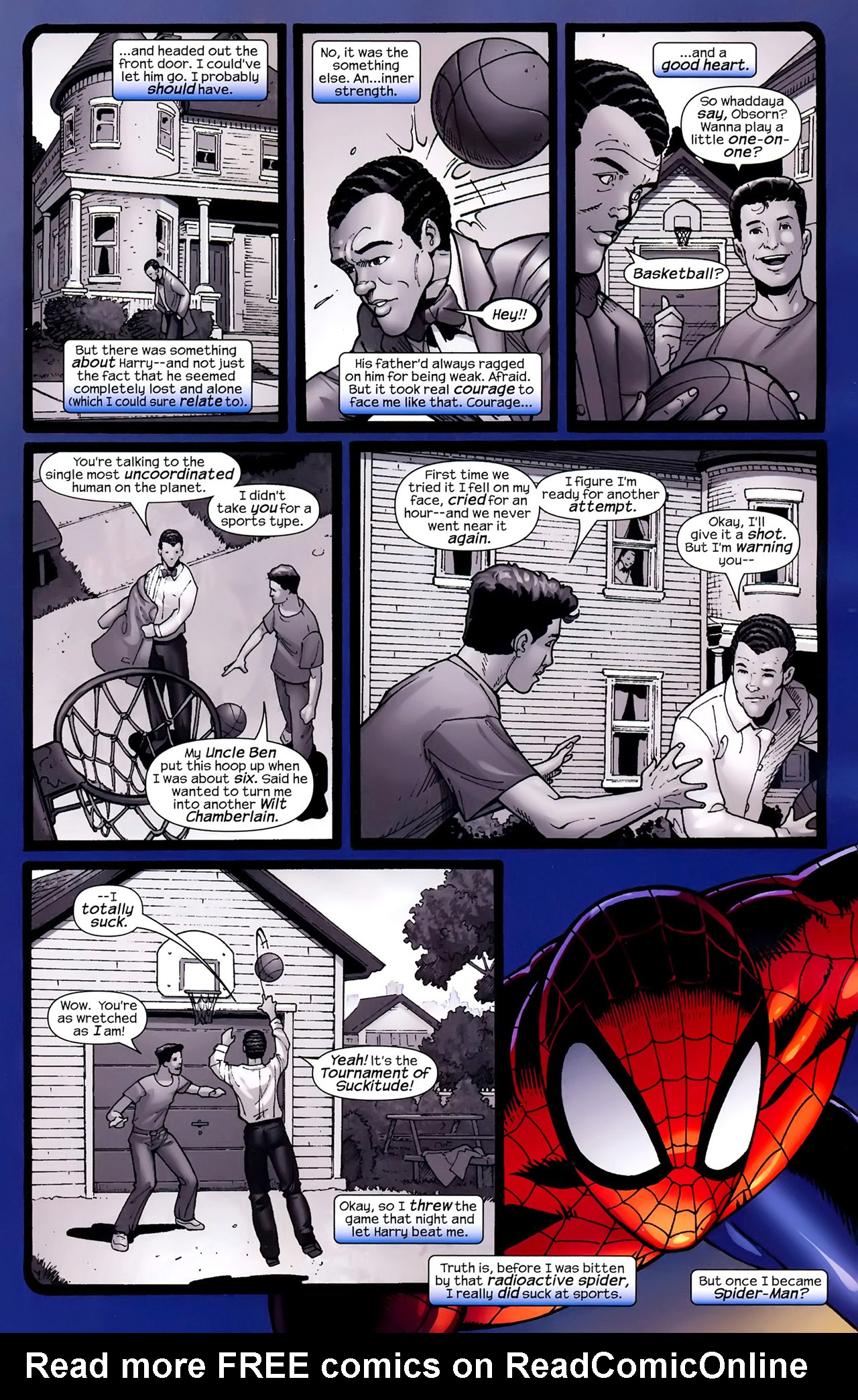 Read online Amazing Spider-Man Family comic -  Issue #4 - 17