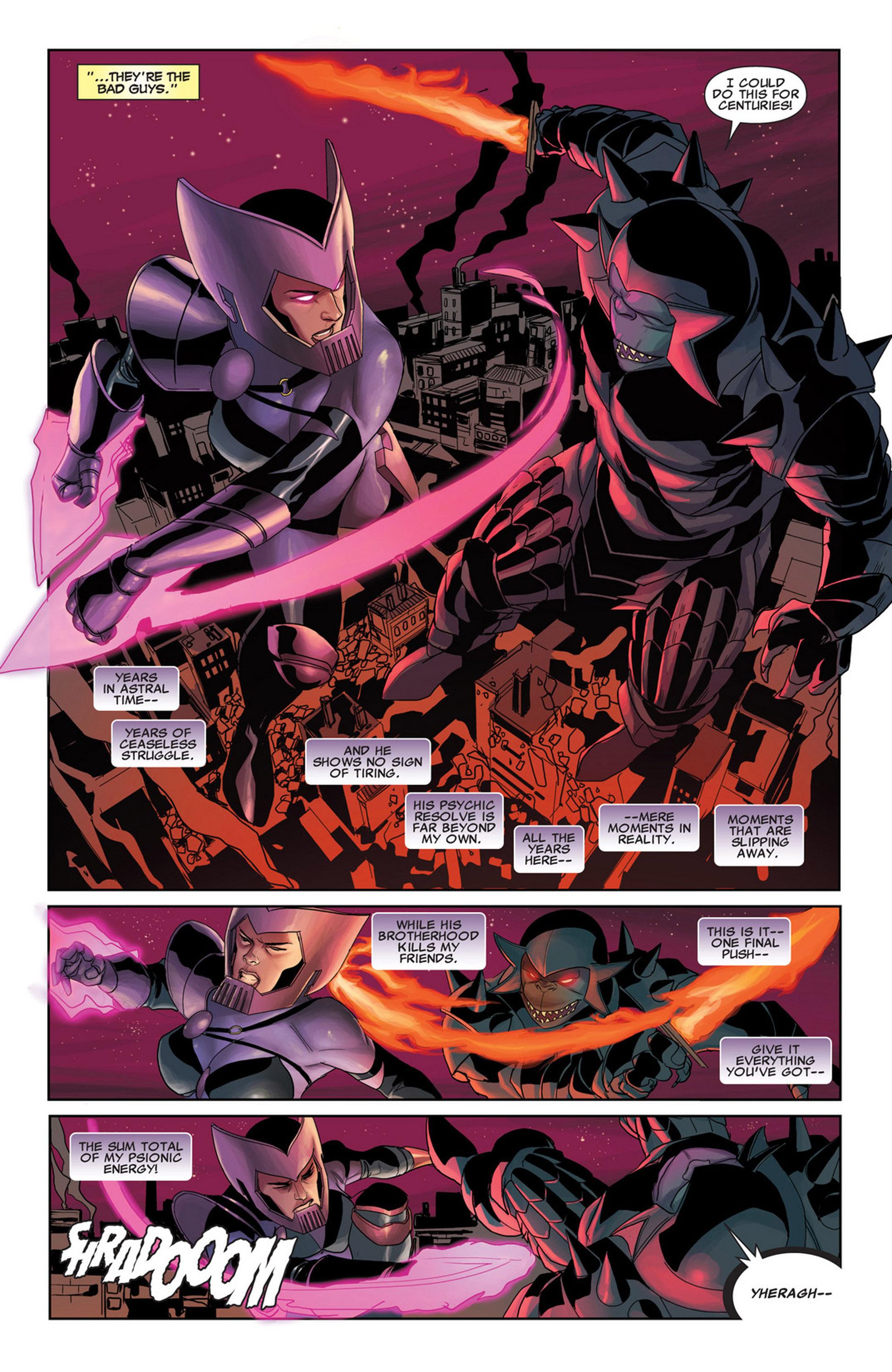 Uncanny X-Force (2010) #33 #35 - English 16