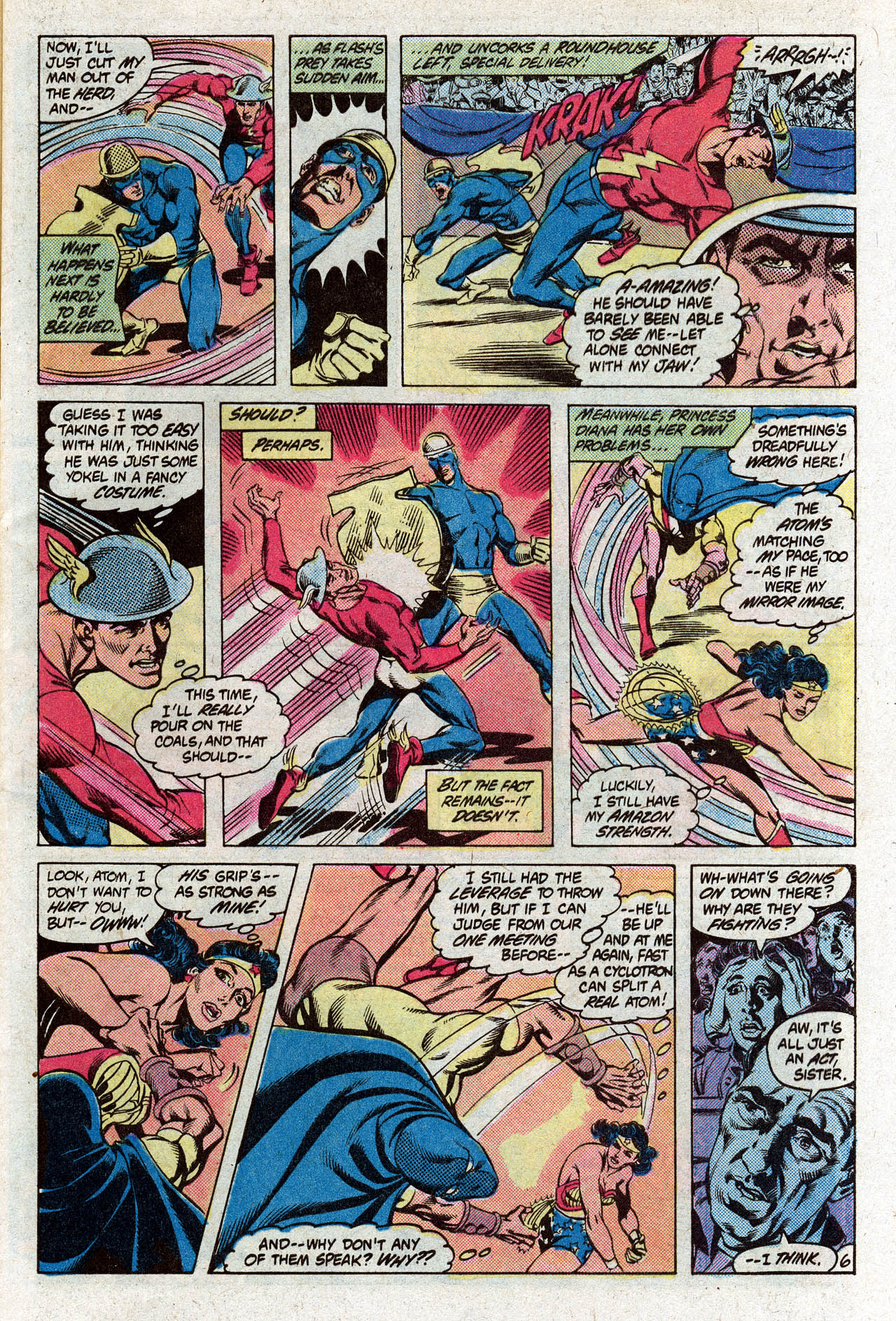 Read online All-Star Squadron comic -  Issue # _Annual 1 - 9