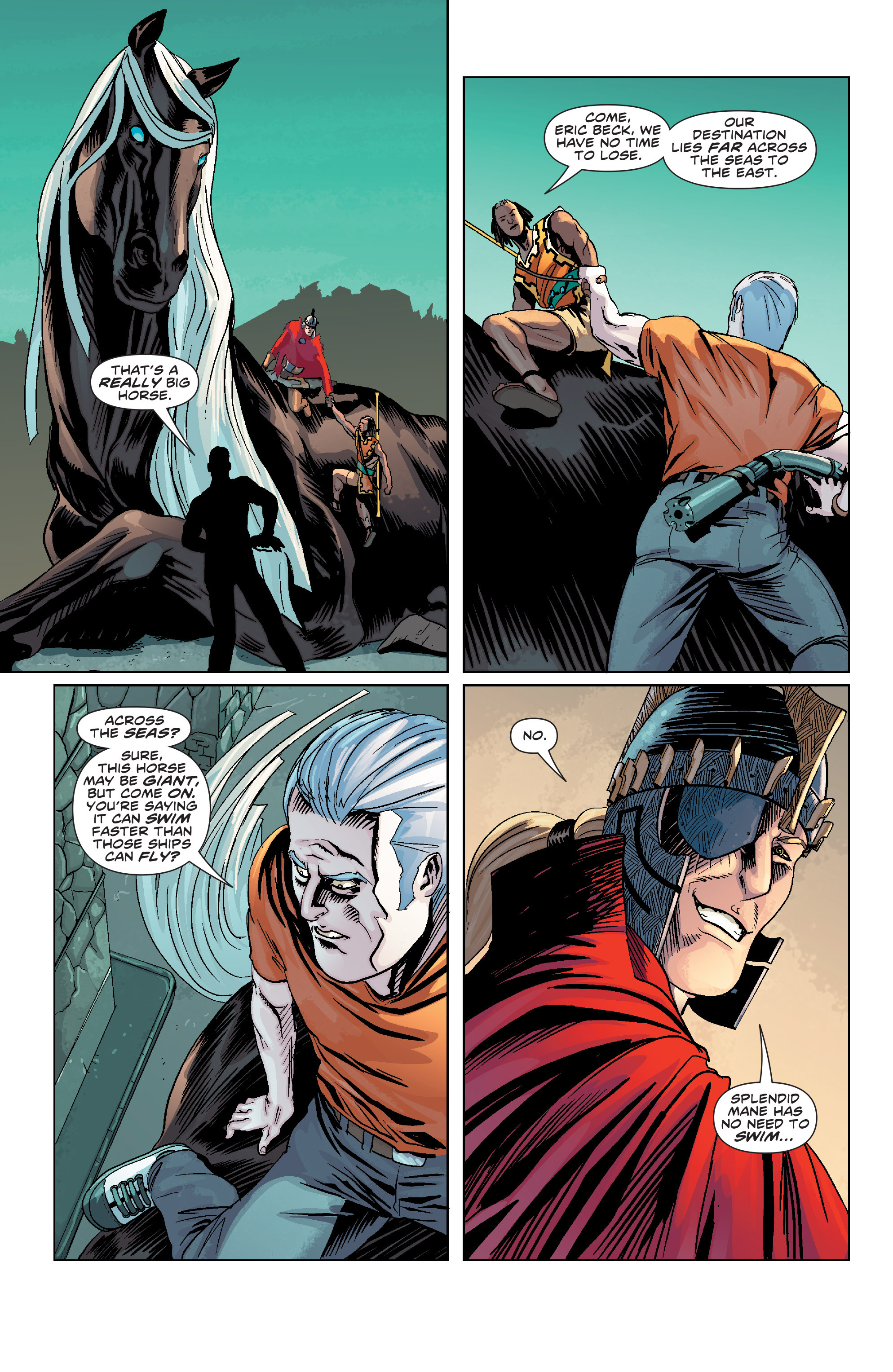Read online Elric: The Balance Lost comic -  Issue # TPB 2 - 35