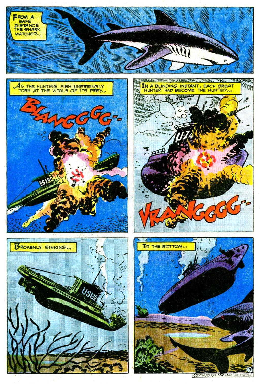Read online Sgt. Rock comic -  Issue #303 - 27