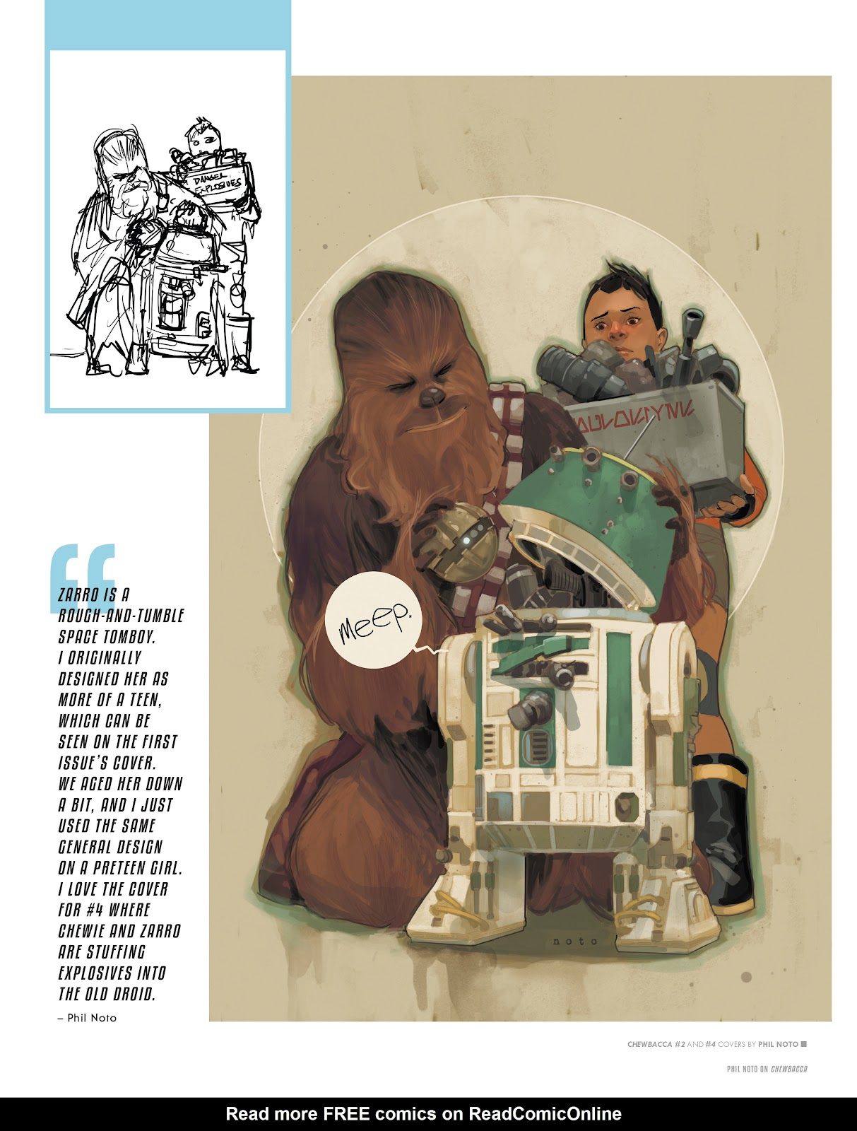 Read online The Marvel Art of Star Wars comic -  Issue # TPB (Part 2) - 51