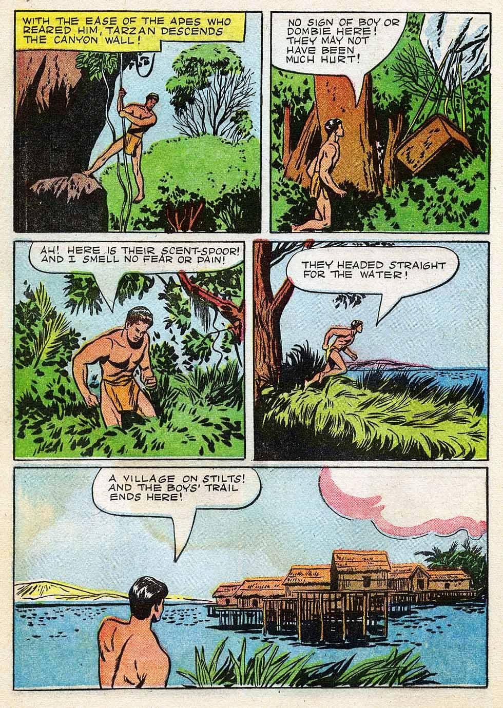 Tarzan (1948) issue 7 - Page 24