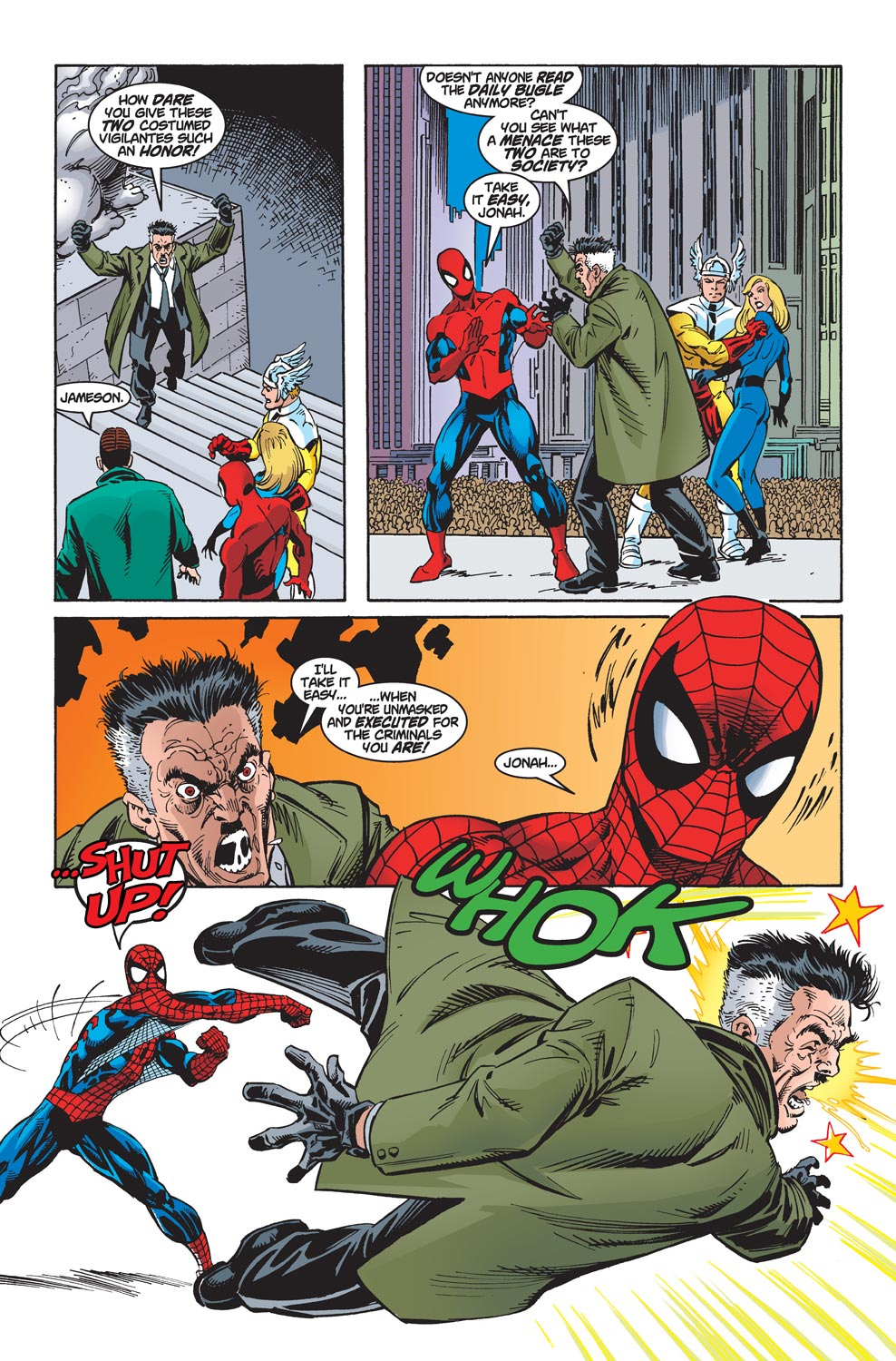 The Amazing Spider-Man (1999) 7 Page 18