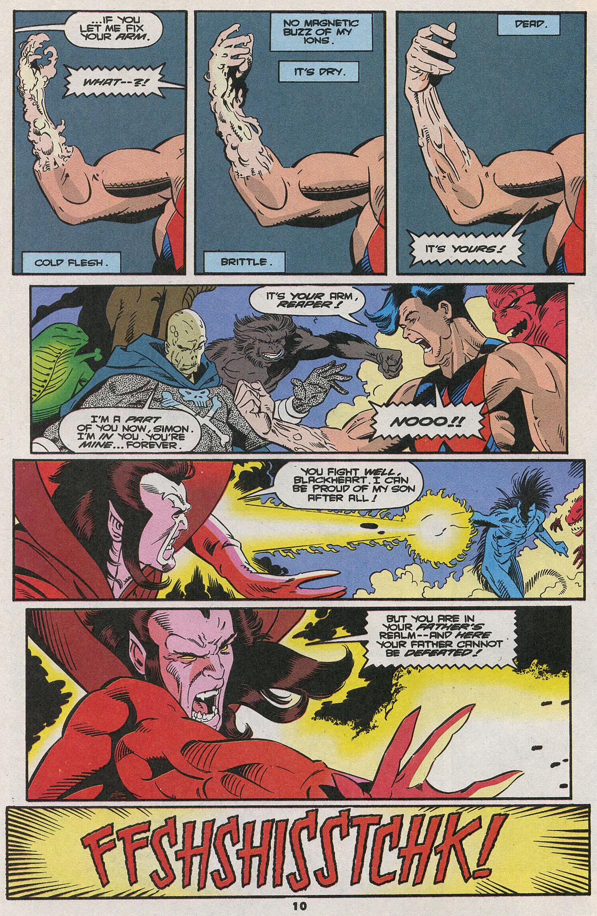 Read online Wonder Man (1991) comic -  Issue #23 - 8