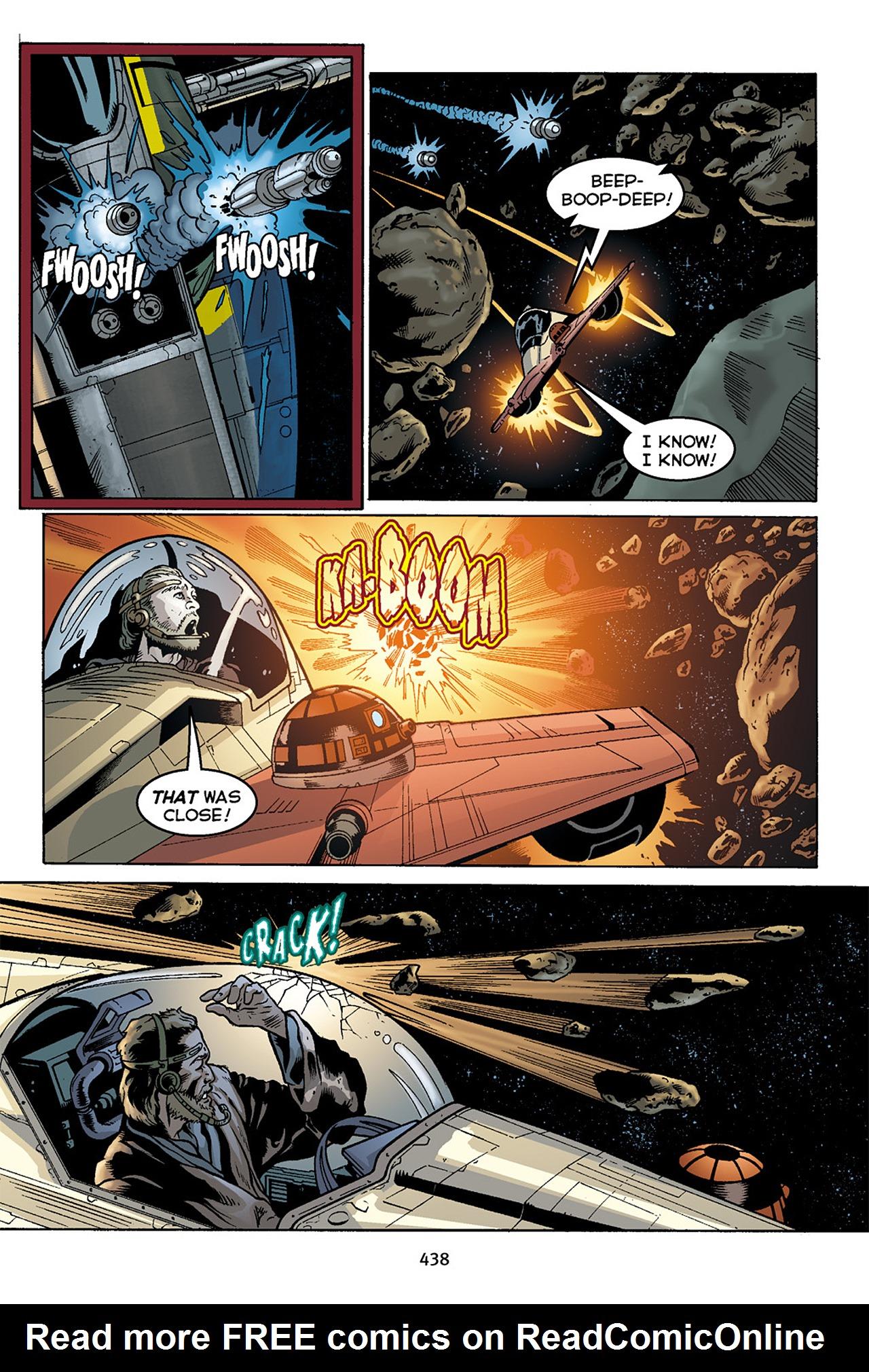 Read online Star Wars Omnibus comic -  Issue # Vol. 10 - 431