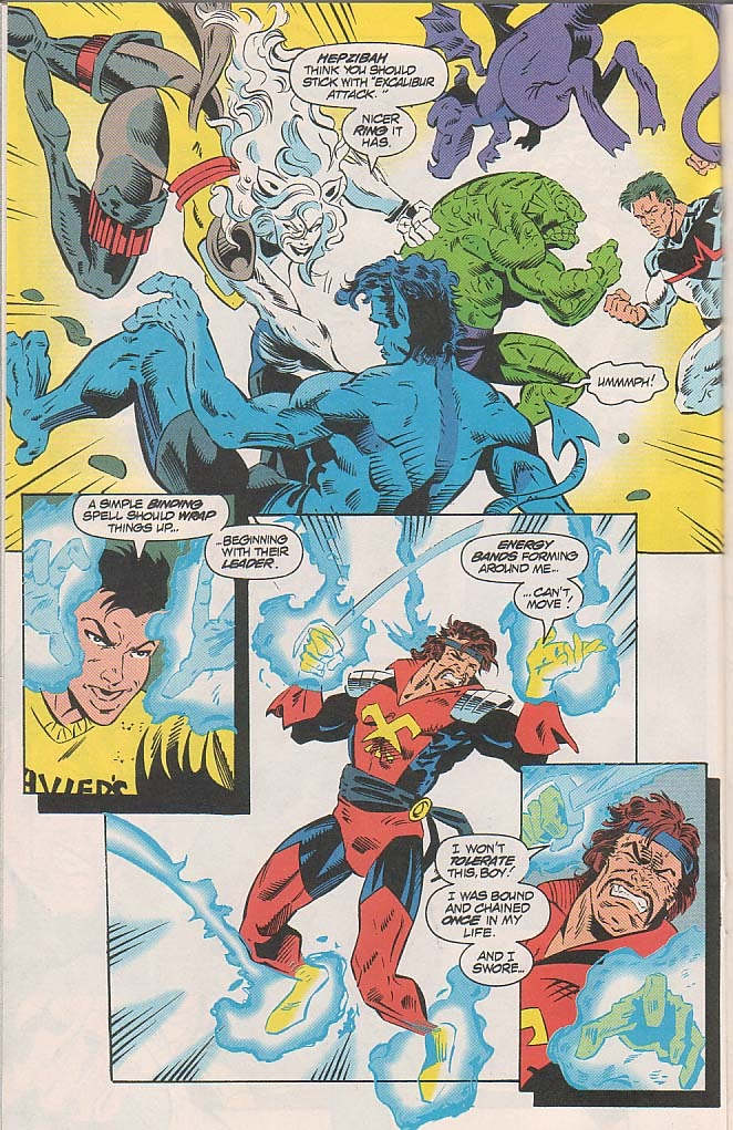 Excalibur (1988) issue 68 - Page 16
