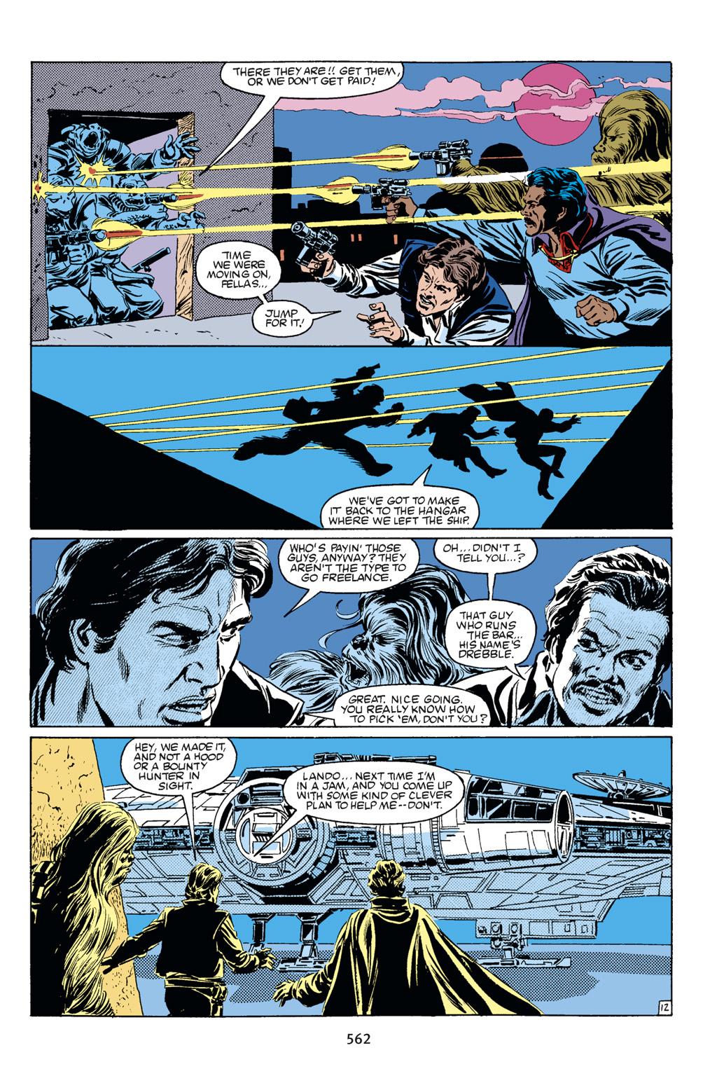 Read online Star Wars Omnibus comic -  Issue # Vol. 18.5 - 275