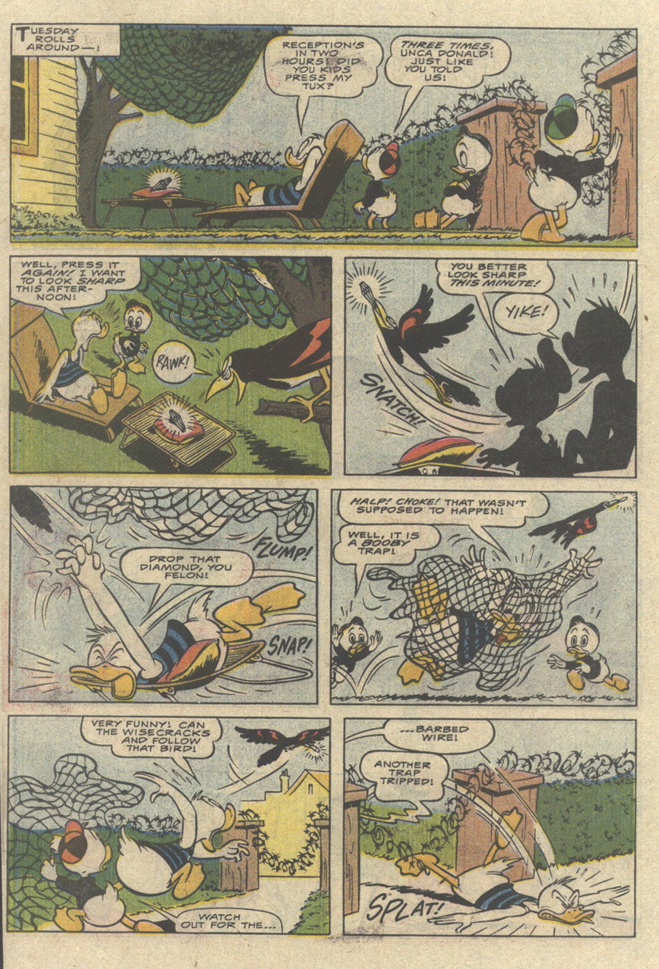 Read online Uncle Scrooge (1953) comic -  Issue #241 - 38