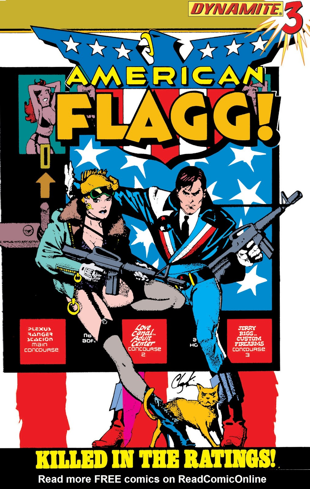 American Flagg! issue Definitive Collection (Part 1) - Page 81