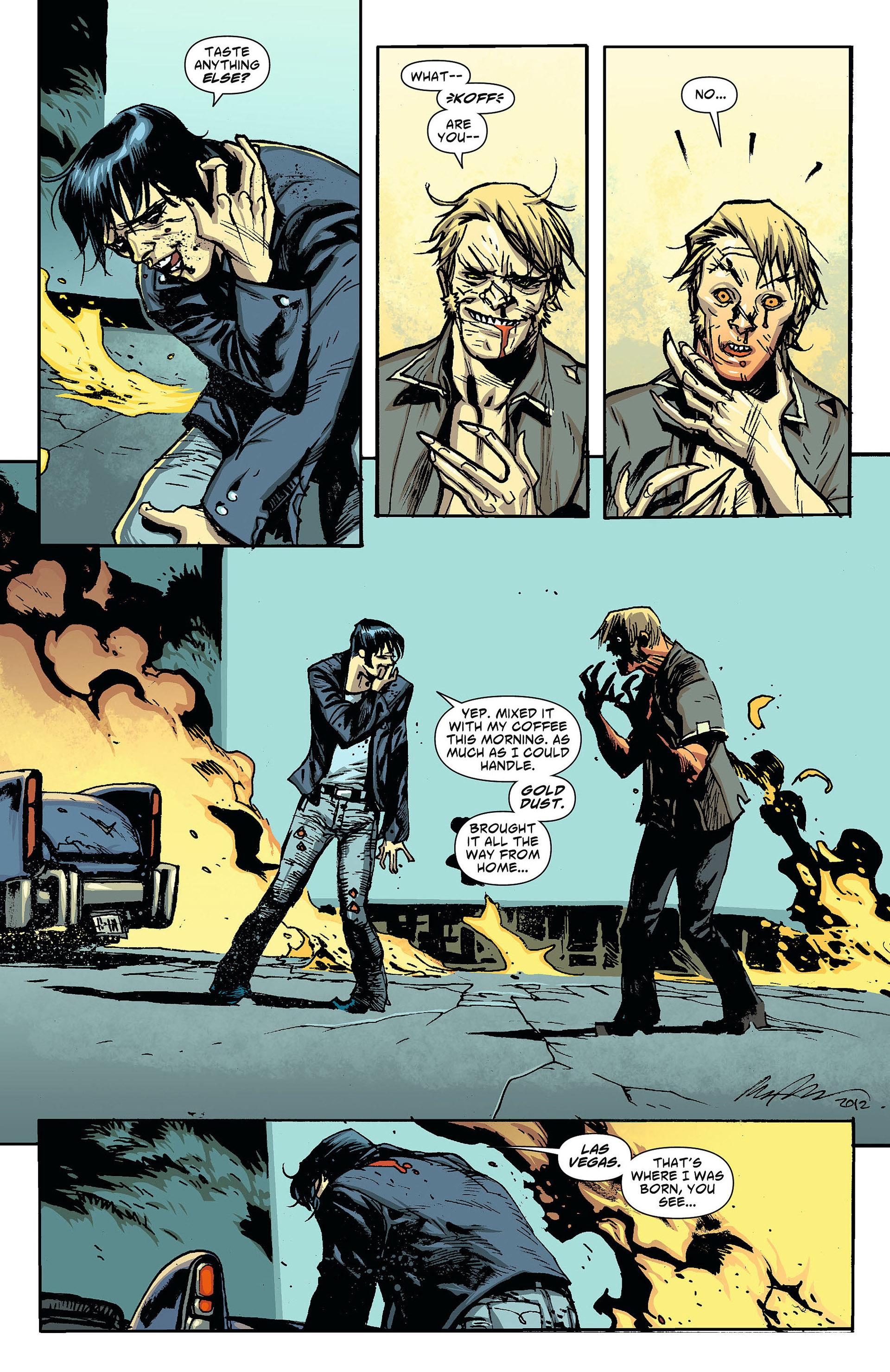 Read online American Vampire comic -  Issue #25 - 6