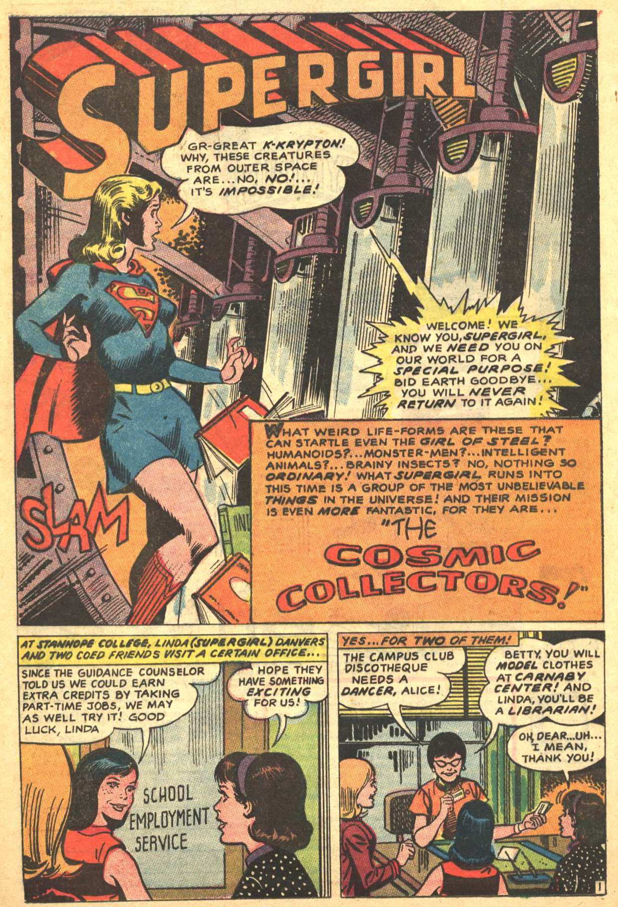 Read online Action Comics (1938) comic -  Issue #353 - 20