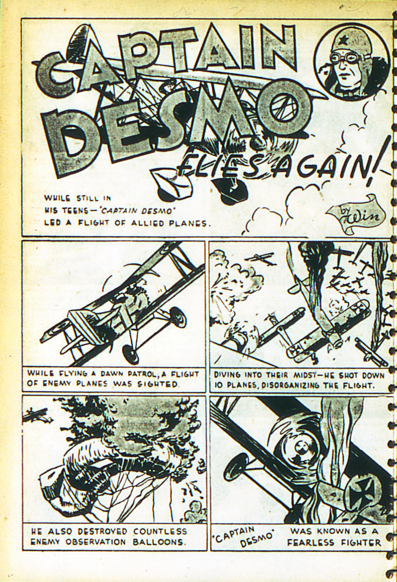 Read online Adventure Comics (1938) comic -  Issue #26 - 29