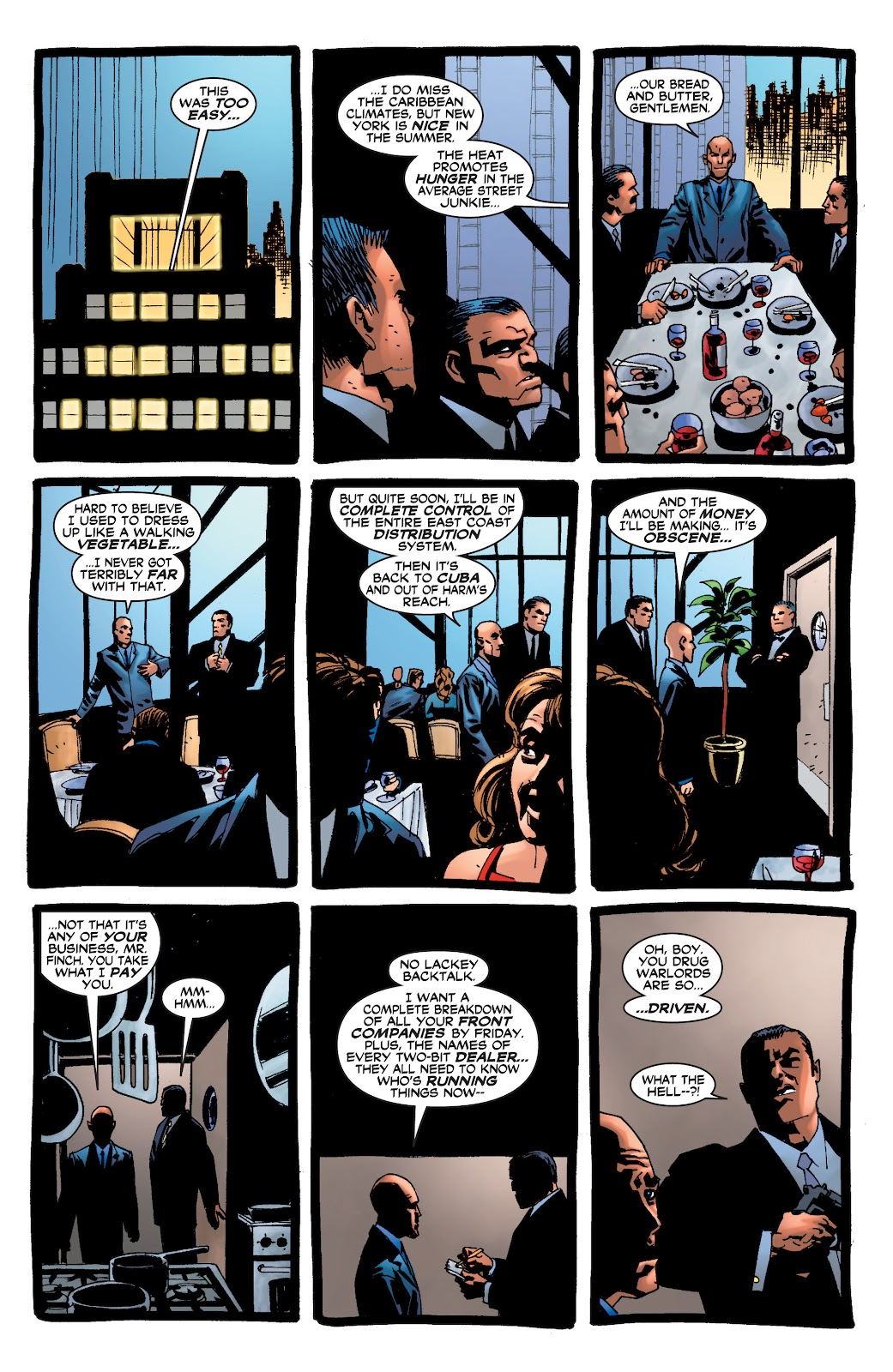 Uncanny X-Men (1963) issue 409 - Page 4